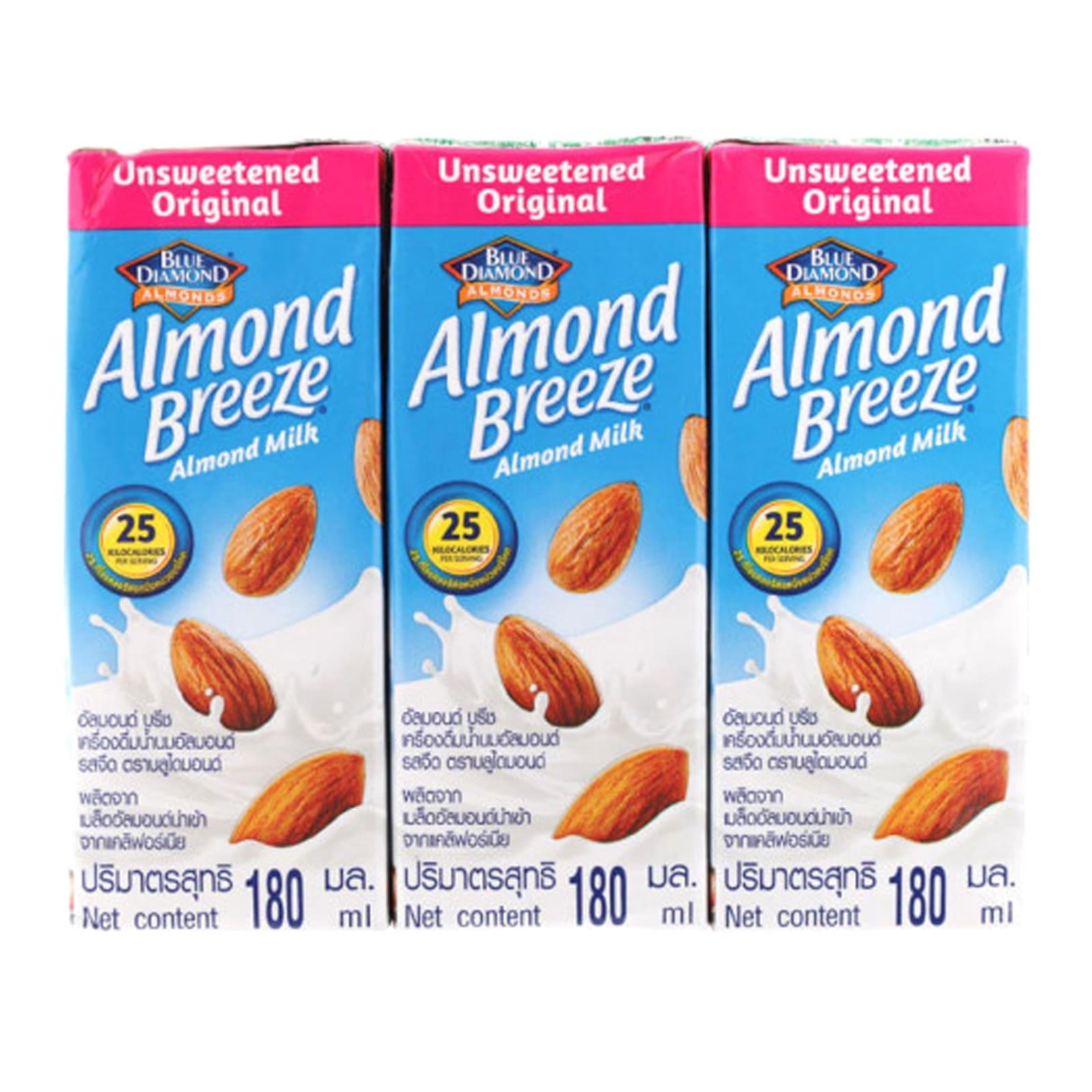 Blue Diamond Unsweetened Original Almond Milk