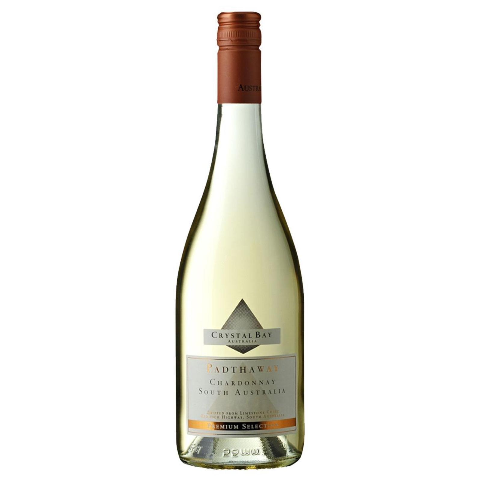 Crystal Bay Chardonnay Padthaway - White Wine