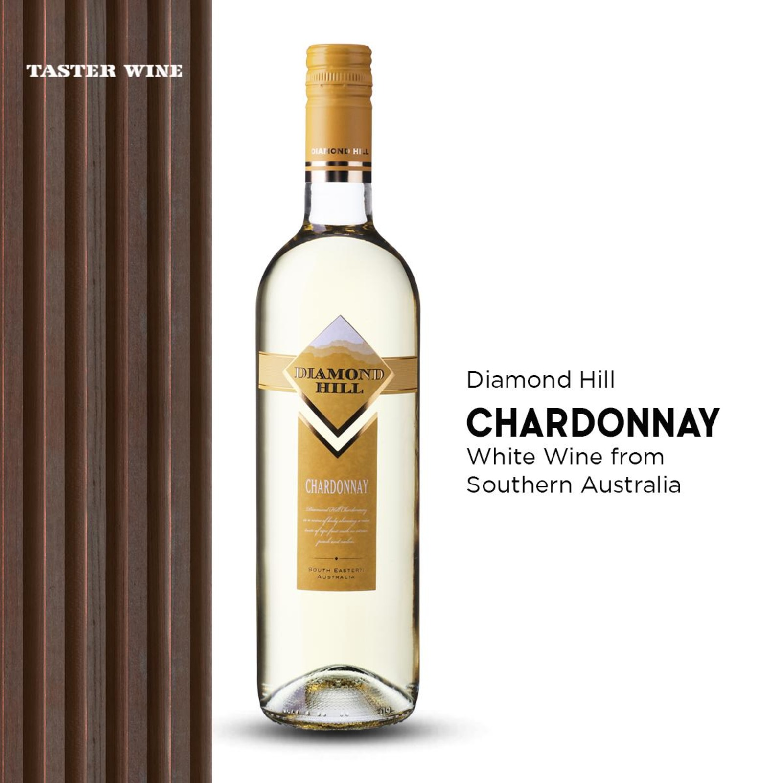 Diamond Hill Chardonnay - White Wine
