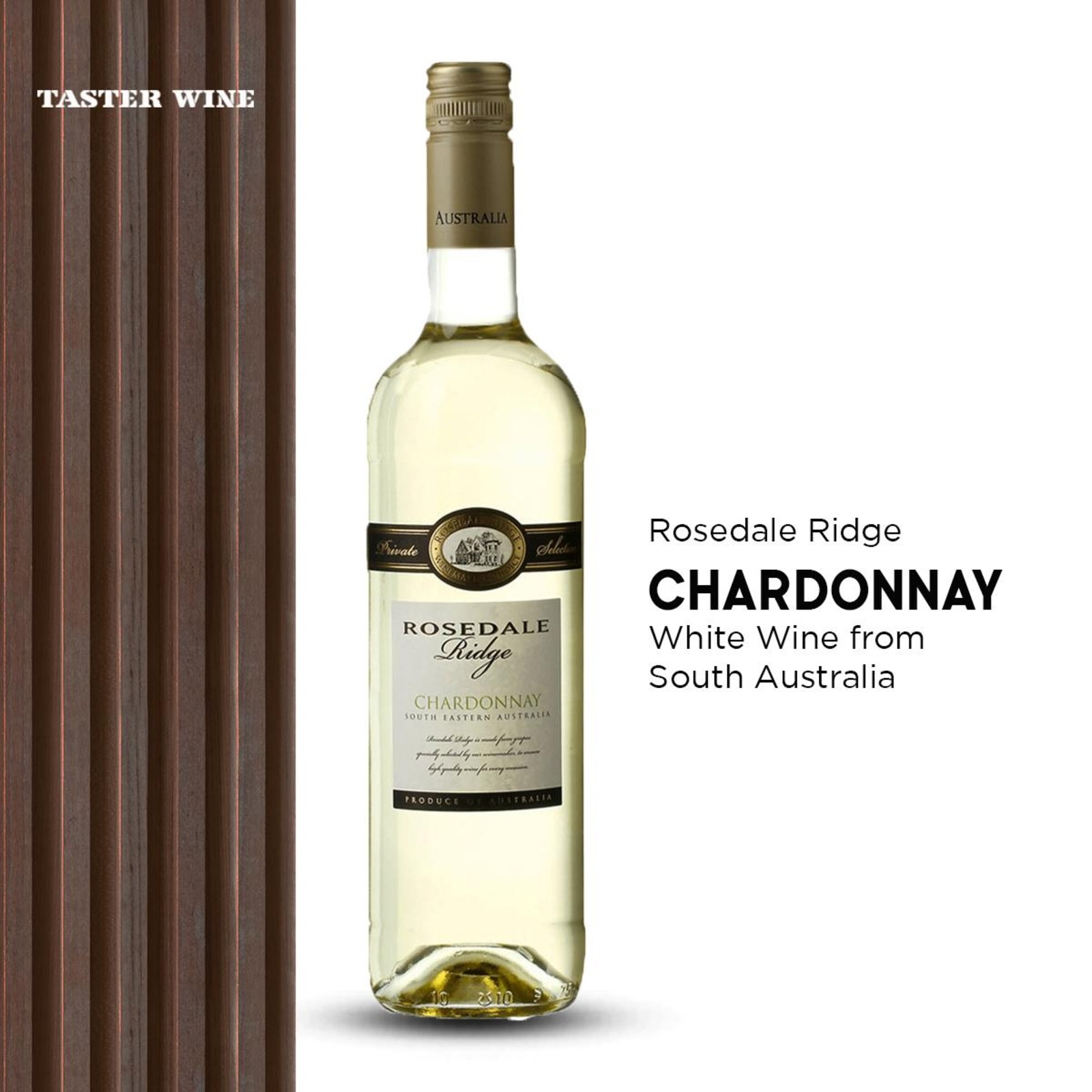 Rosedale Ridge Chardonnay - White Wine