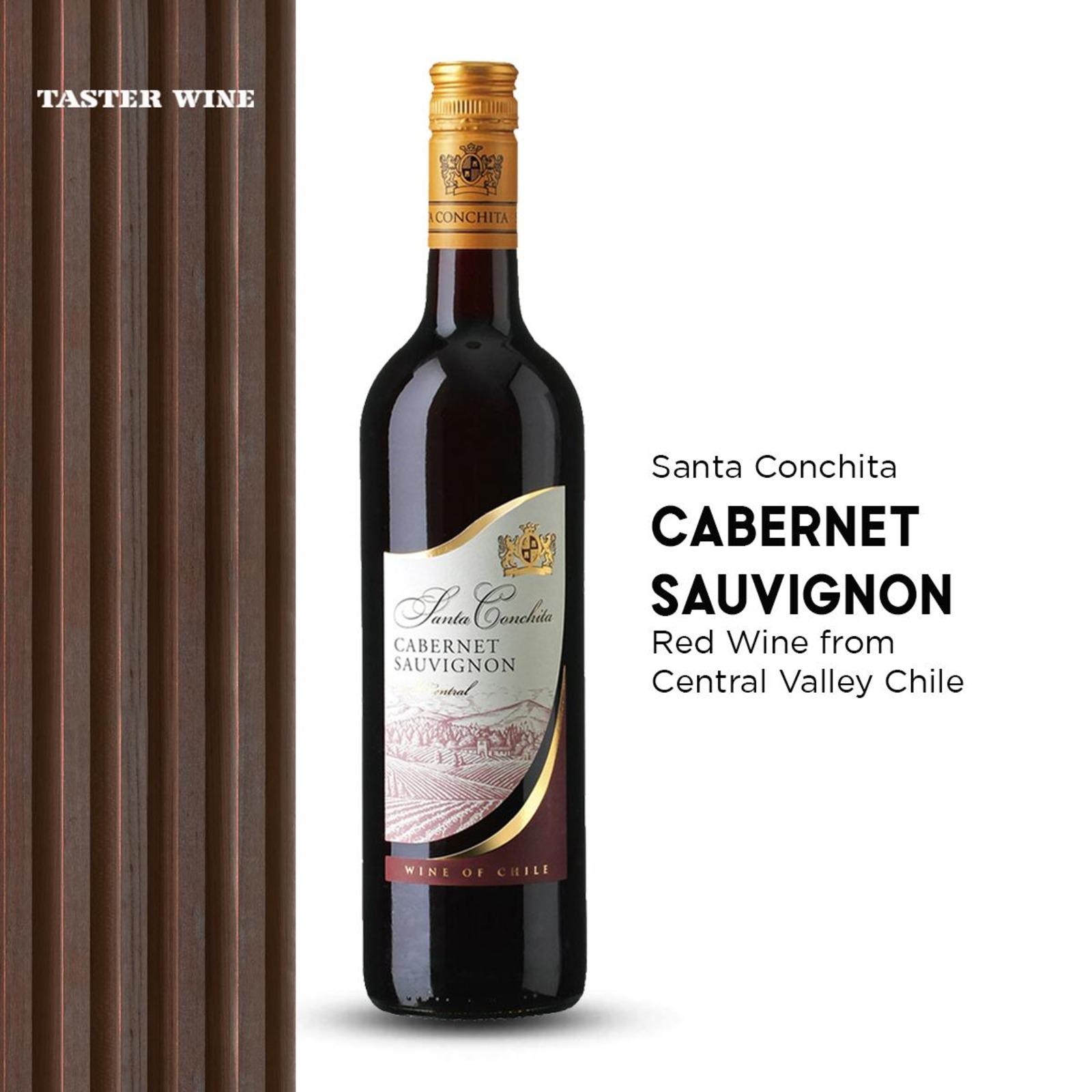 Santa Conchita Cabernet Sauvignon - Red Wine