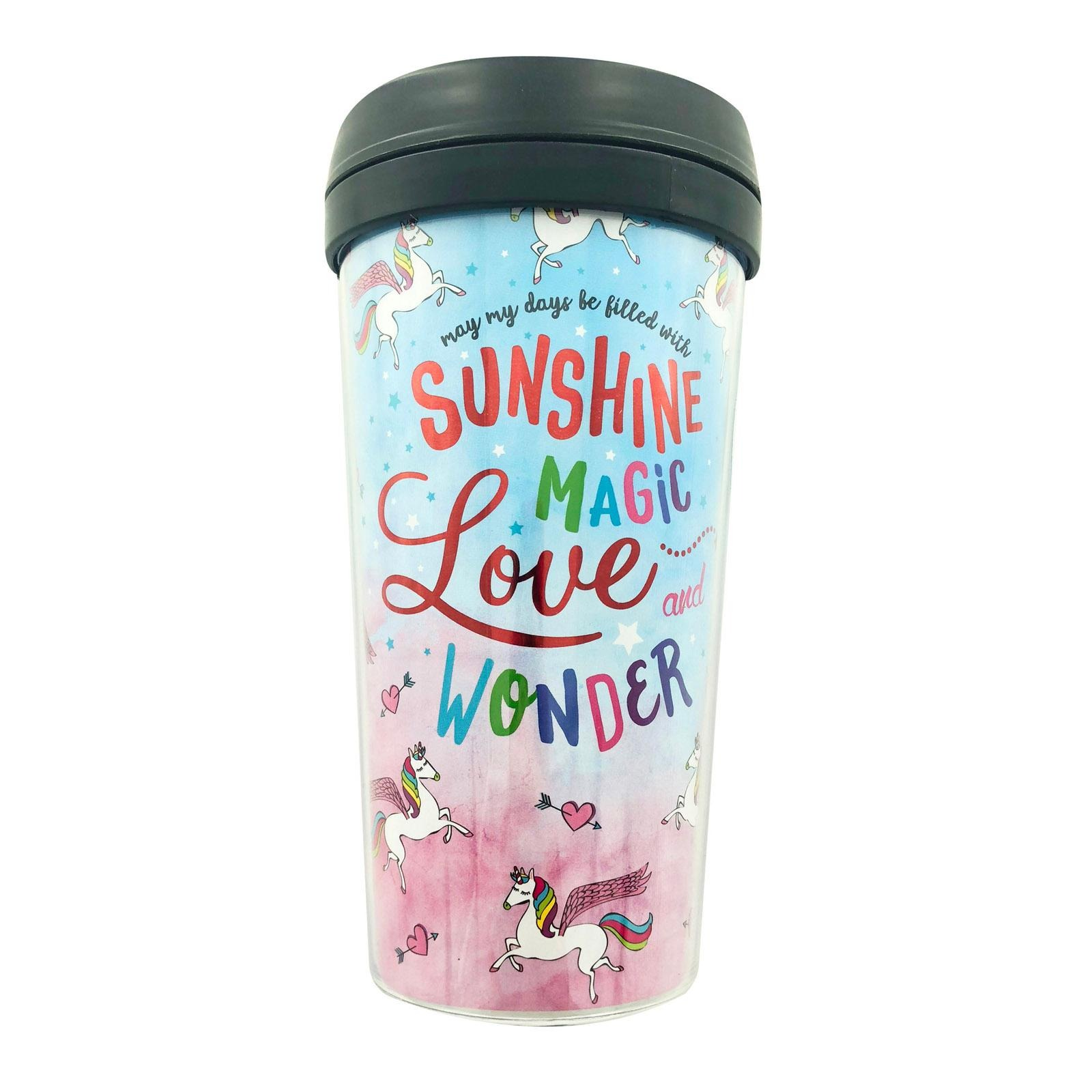 The Paper Stone Tumbler - Sunshine Magic Unicorns