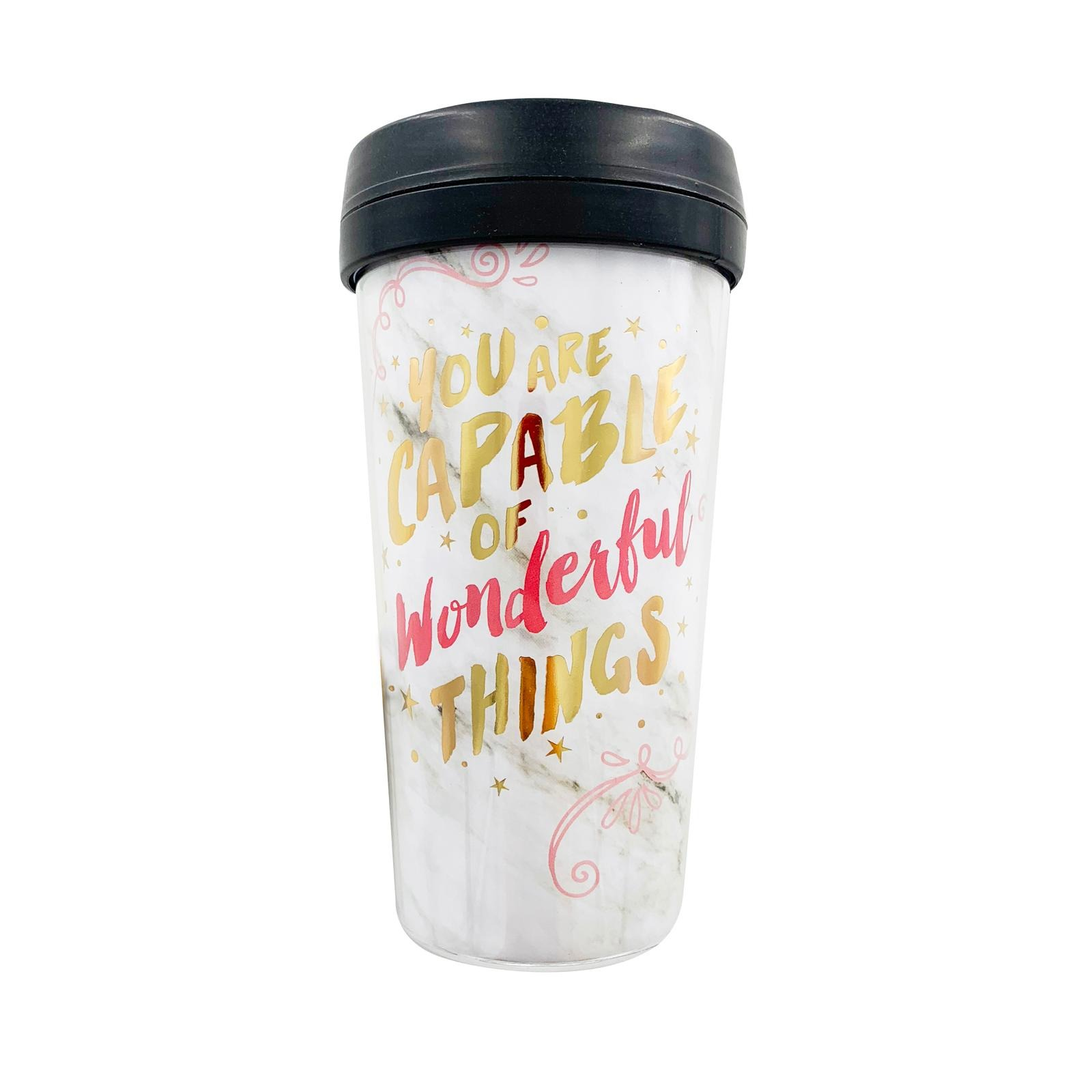 The Paper Stone Tumbler - Wonderful Things Marble