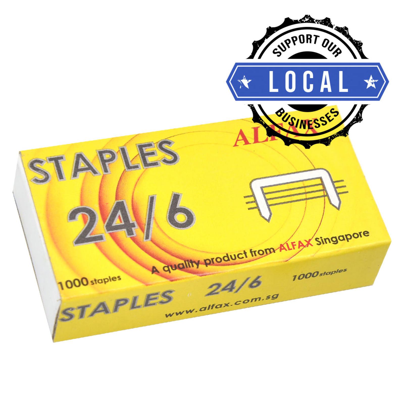 ALFAX 246 Staples 24/6