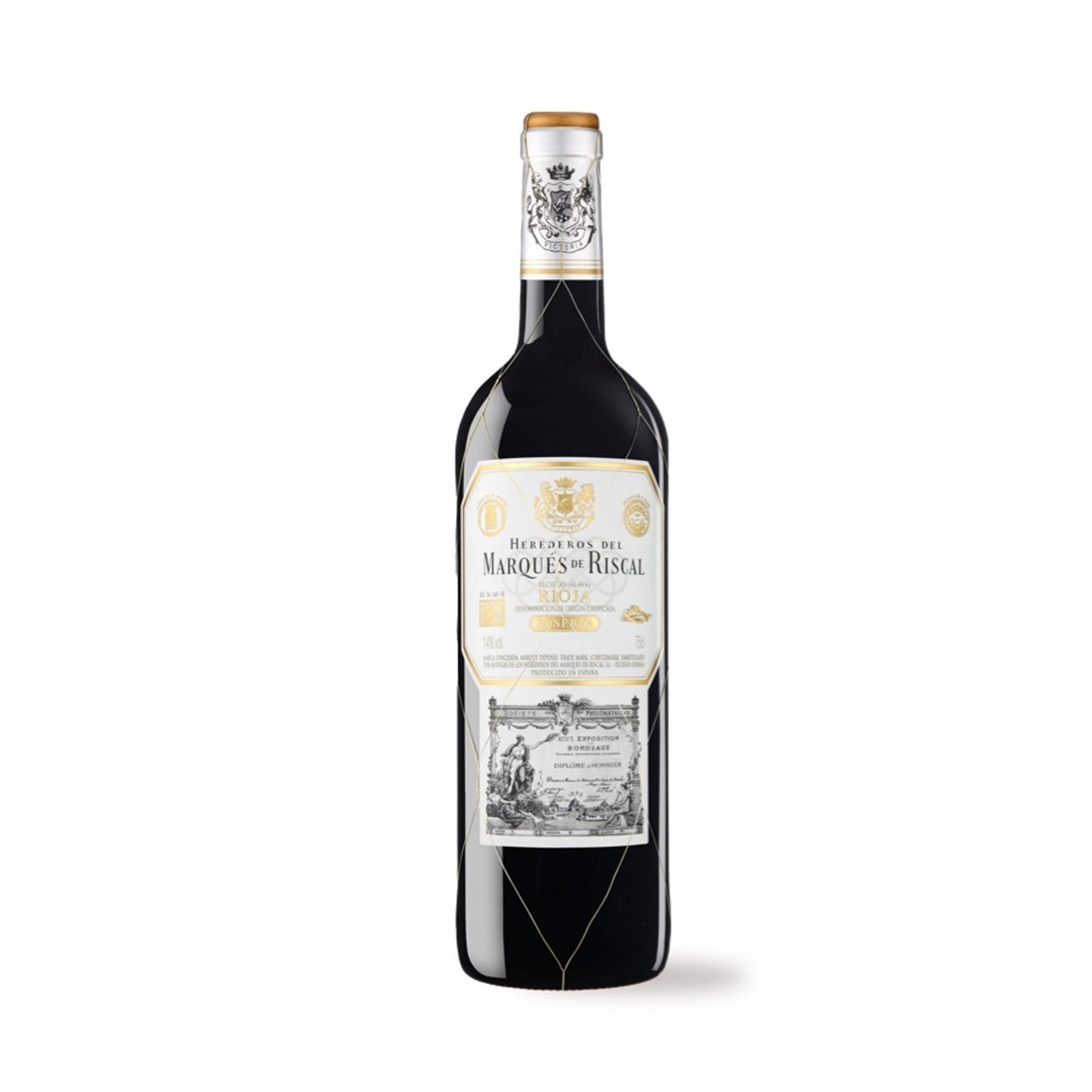 Marques de Riscal Reserva Rioja