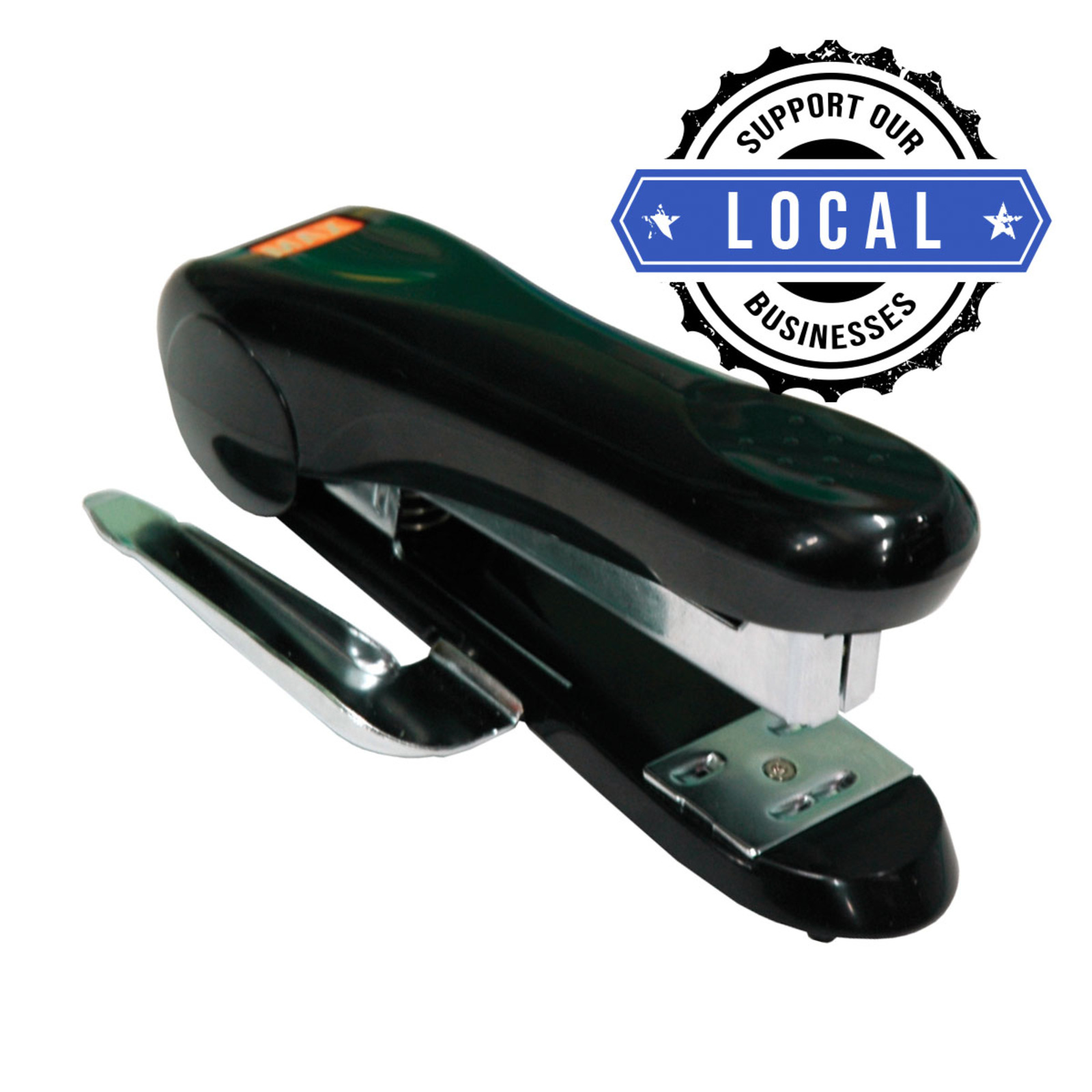 MAX HD88R Stapler with Remover Black