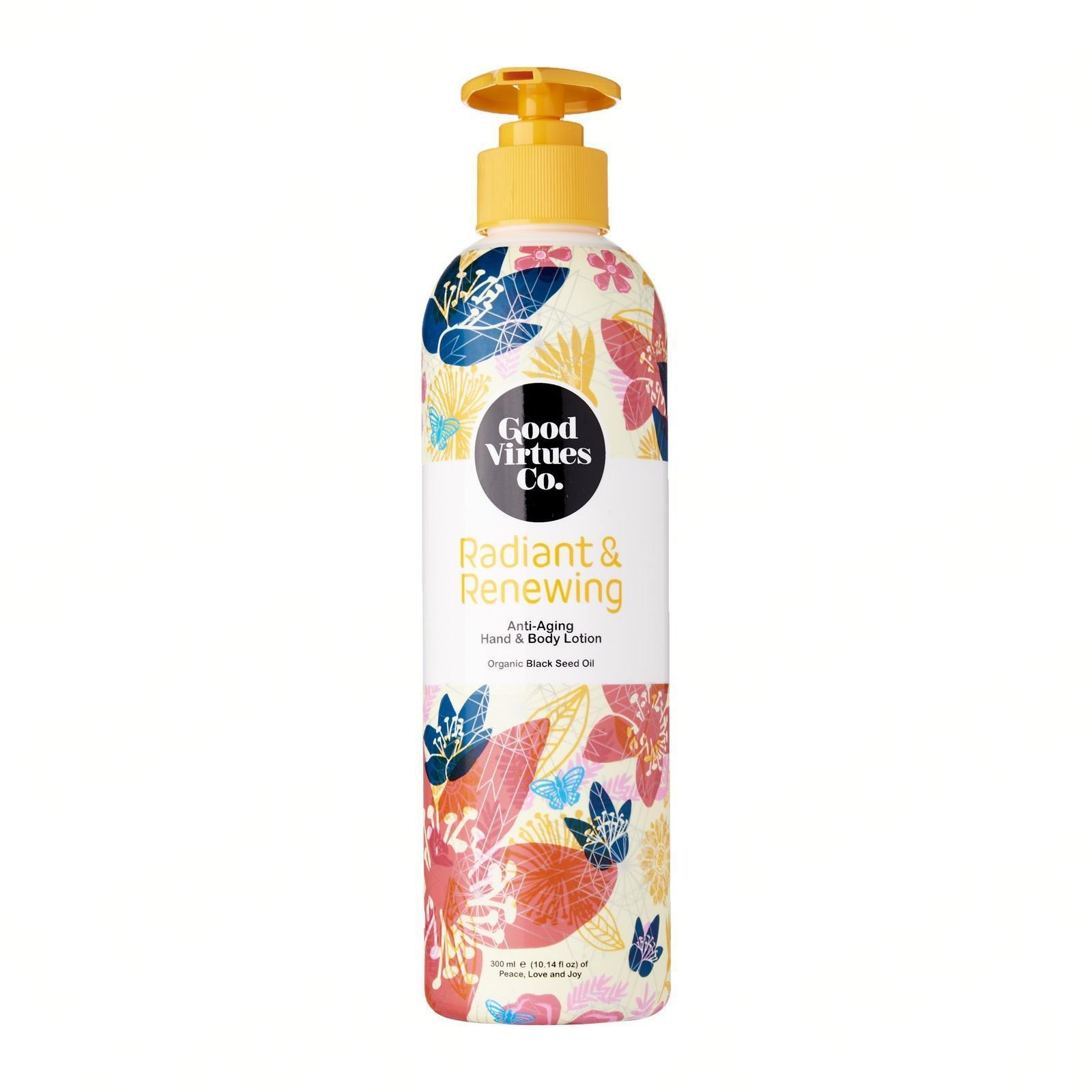 Good Virtues Co. Hand and Body Lotion - Anti-Aging