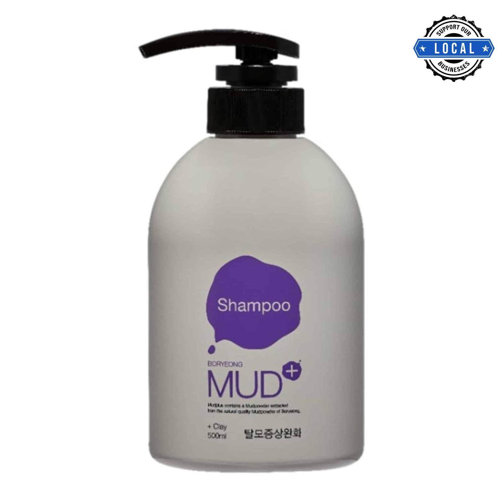 Boryeong Mud Shampoo