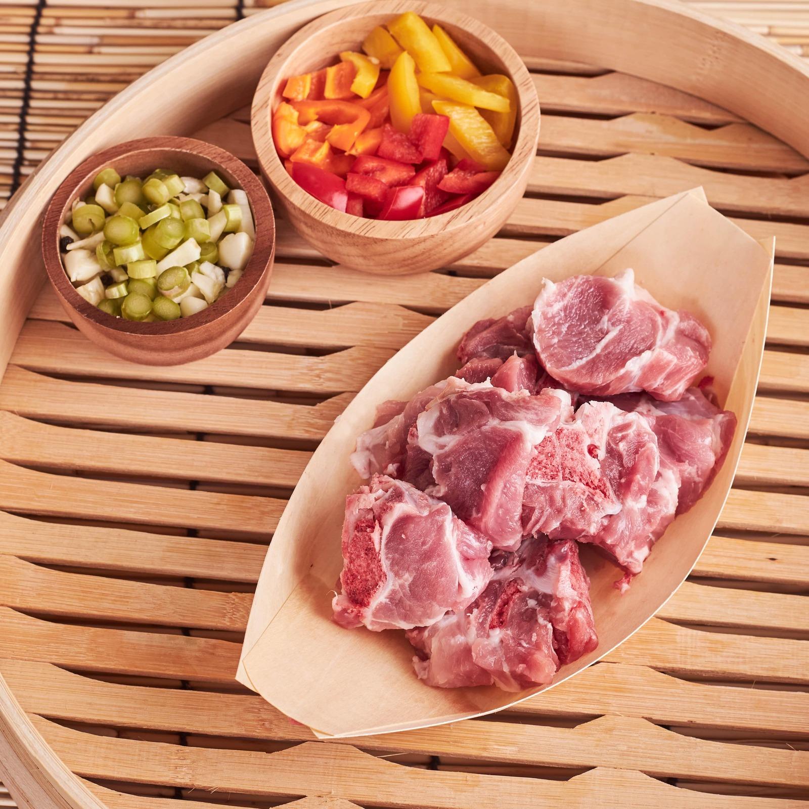 AW'S Market Indonesian Pork Collar