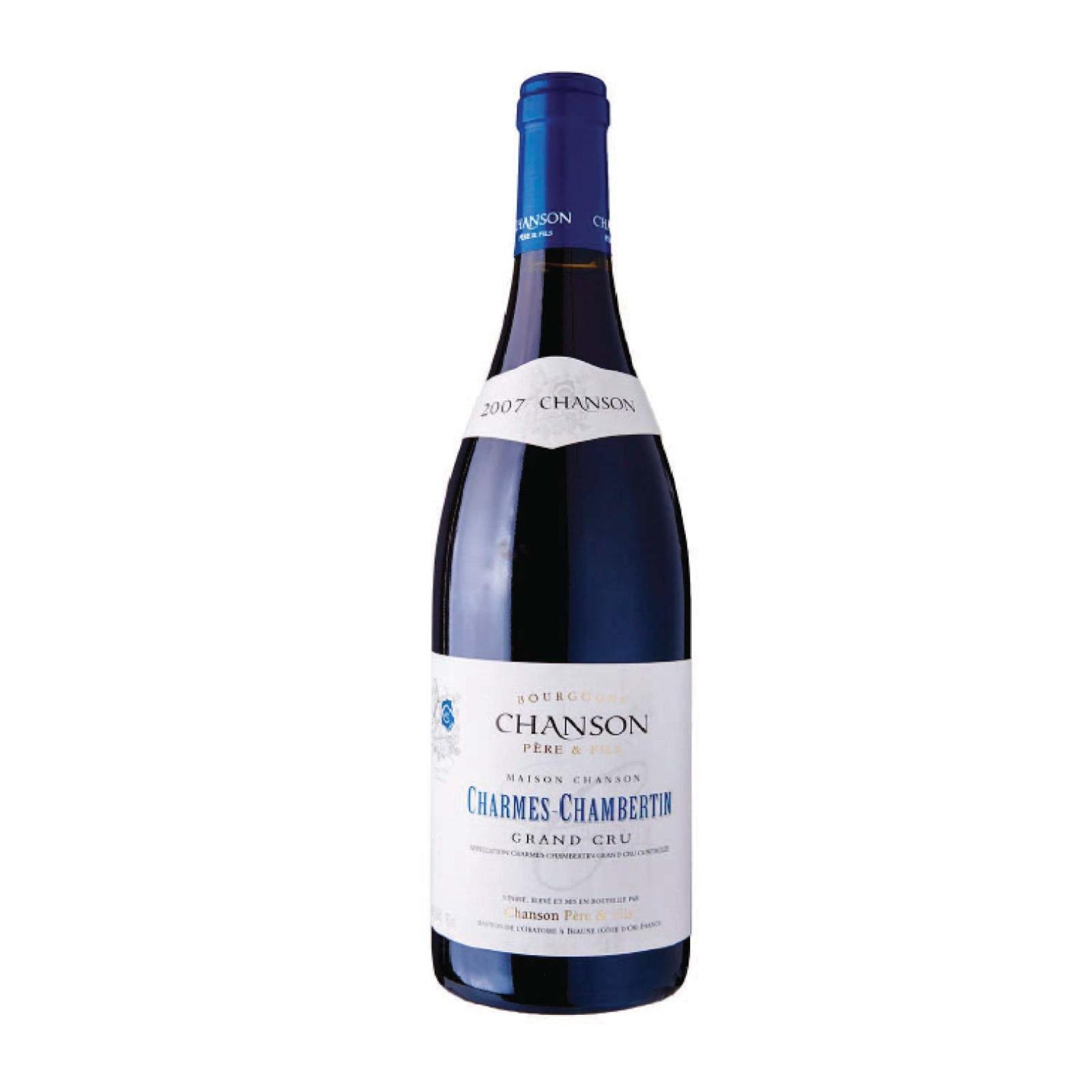 Domaine Chanson Charmes Chambertin Grand Cru