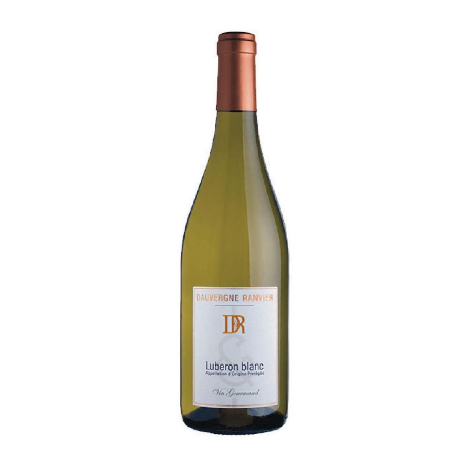 Dauvergne-Ranvier Luberon Blanc Vin Gourmand