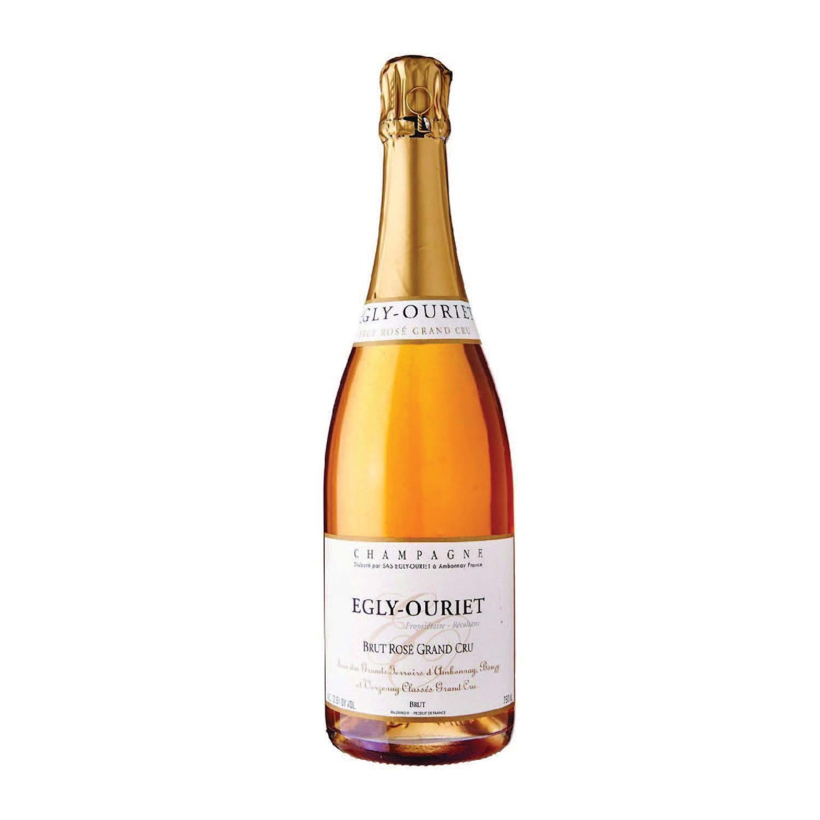 Egly-Ouriet Grand Cru Brut Rose NV