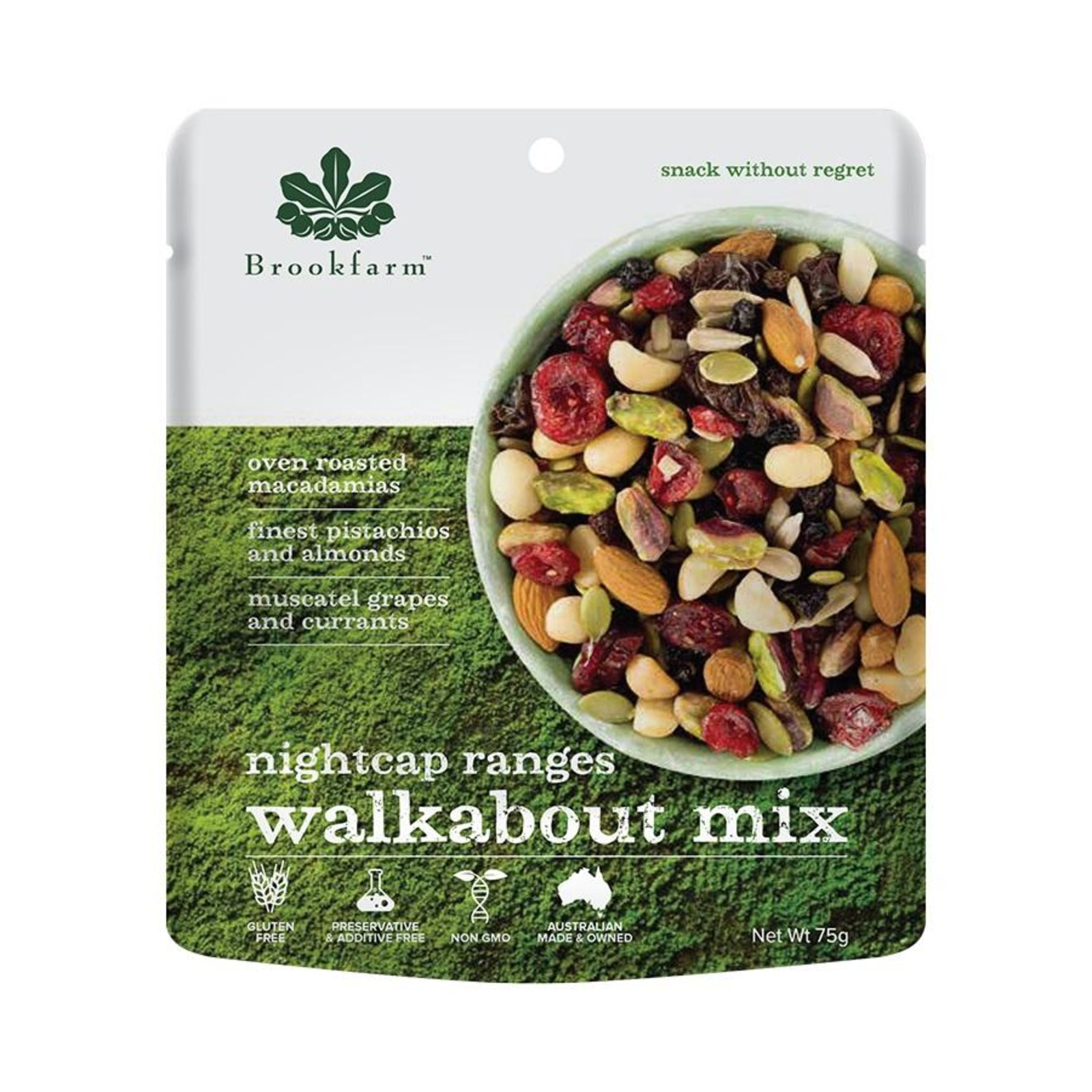 Brookfarm Nightcap Ranges Walkabout Mix
