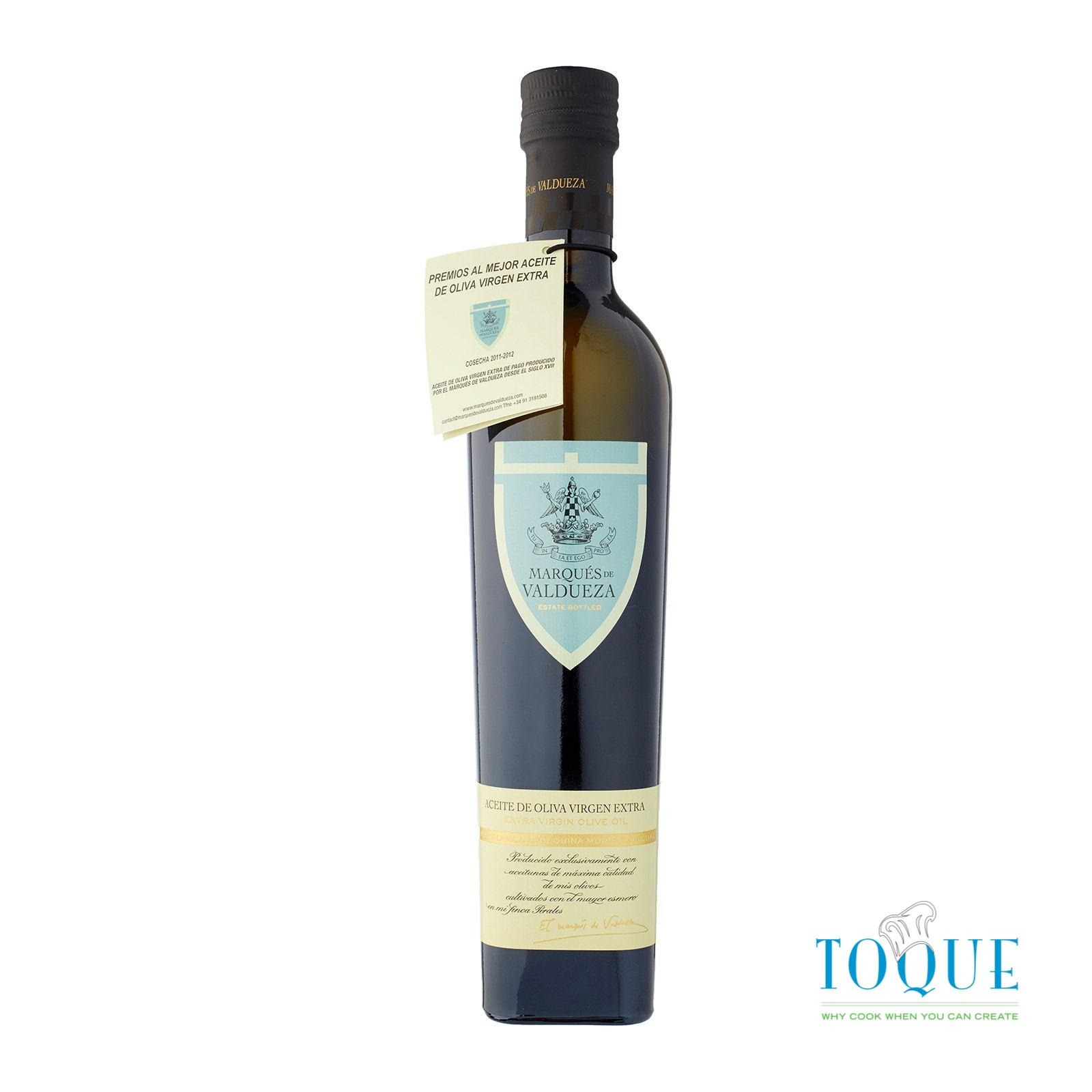 Marques de Valdueza Extra Virgin Olive Oil