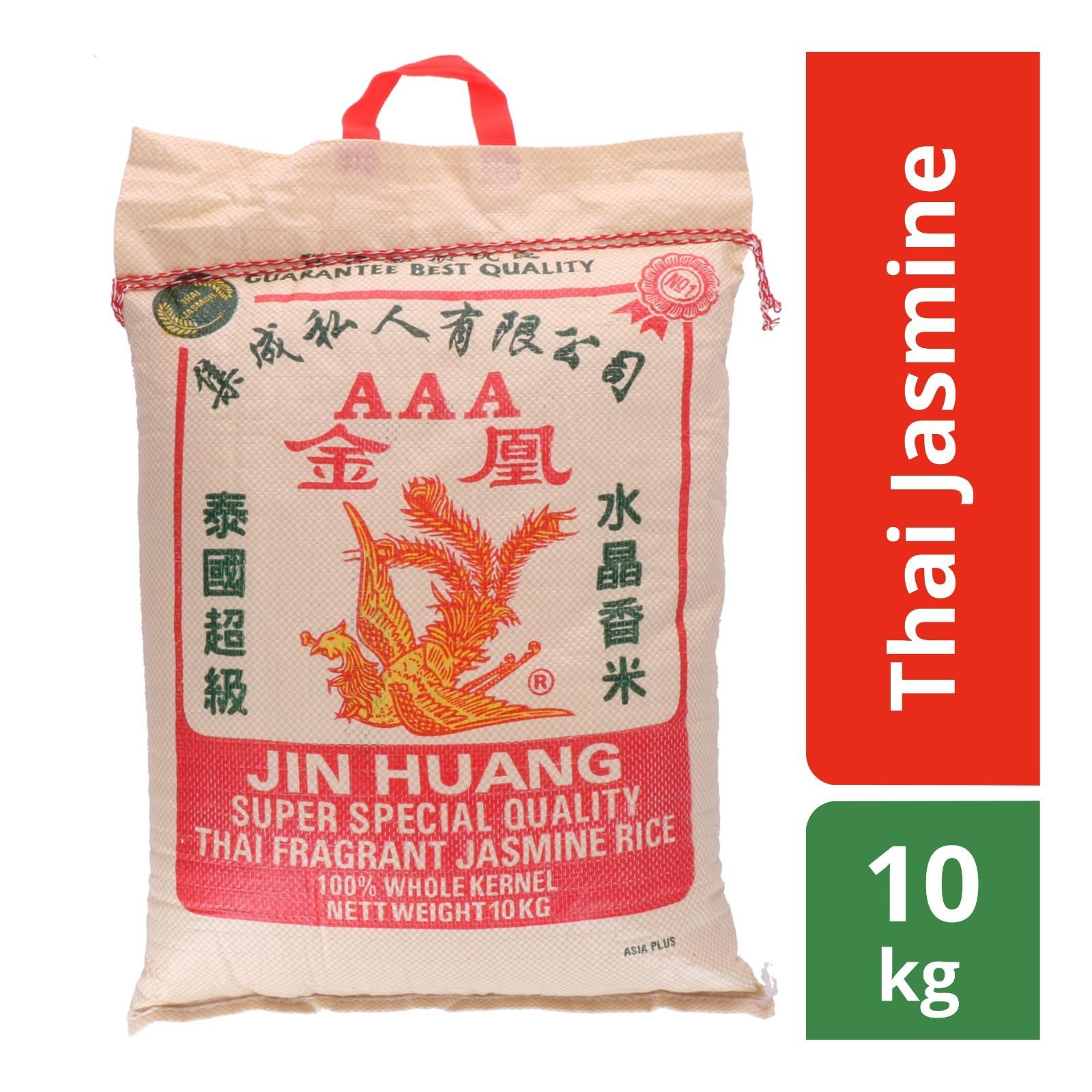Jin Huang Thai Jasmine Fragrant Rice