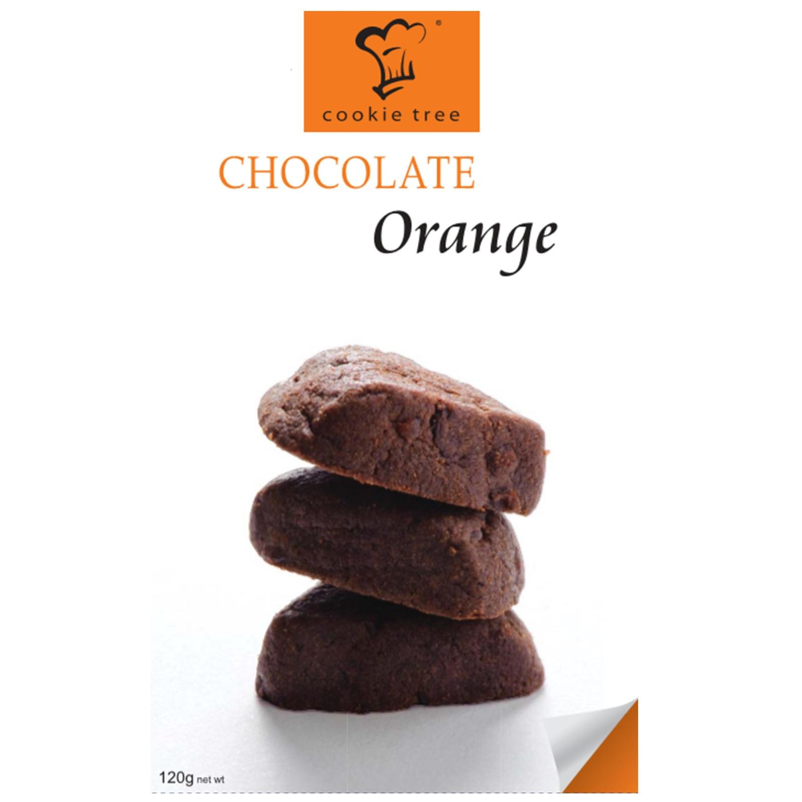 Cookie Tree Chocolate Orange Cookies