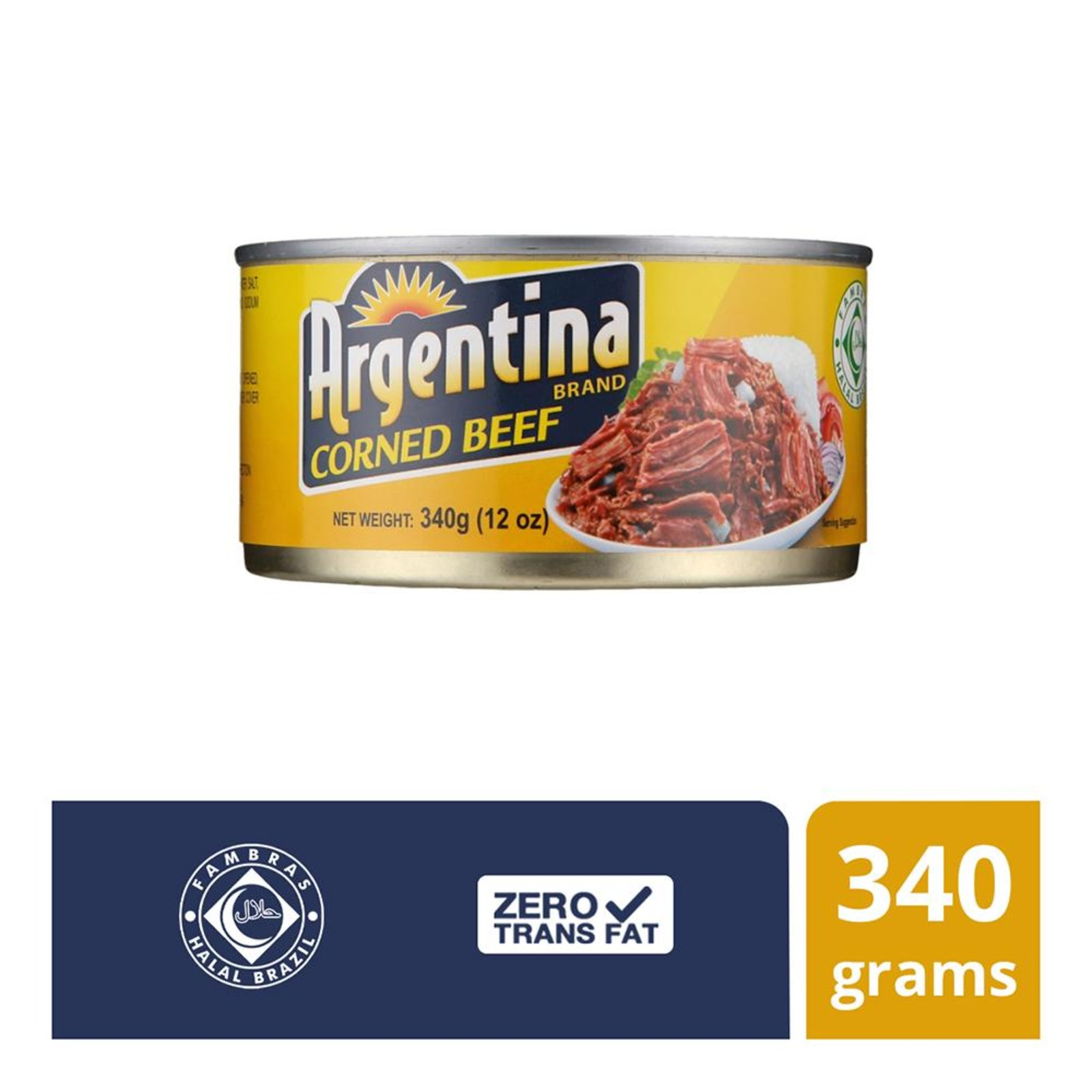 Argentina Corned Beef in Sauce 340g