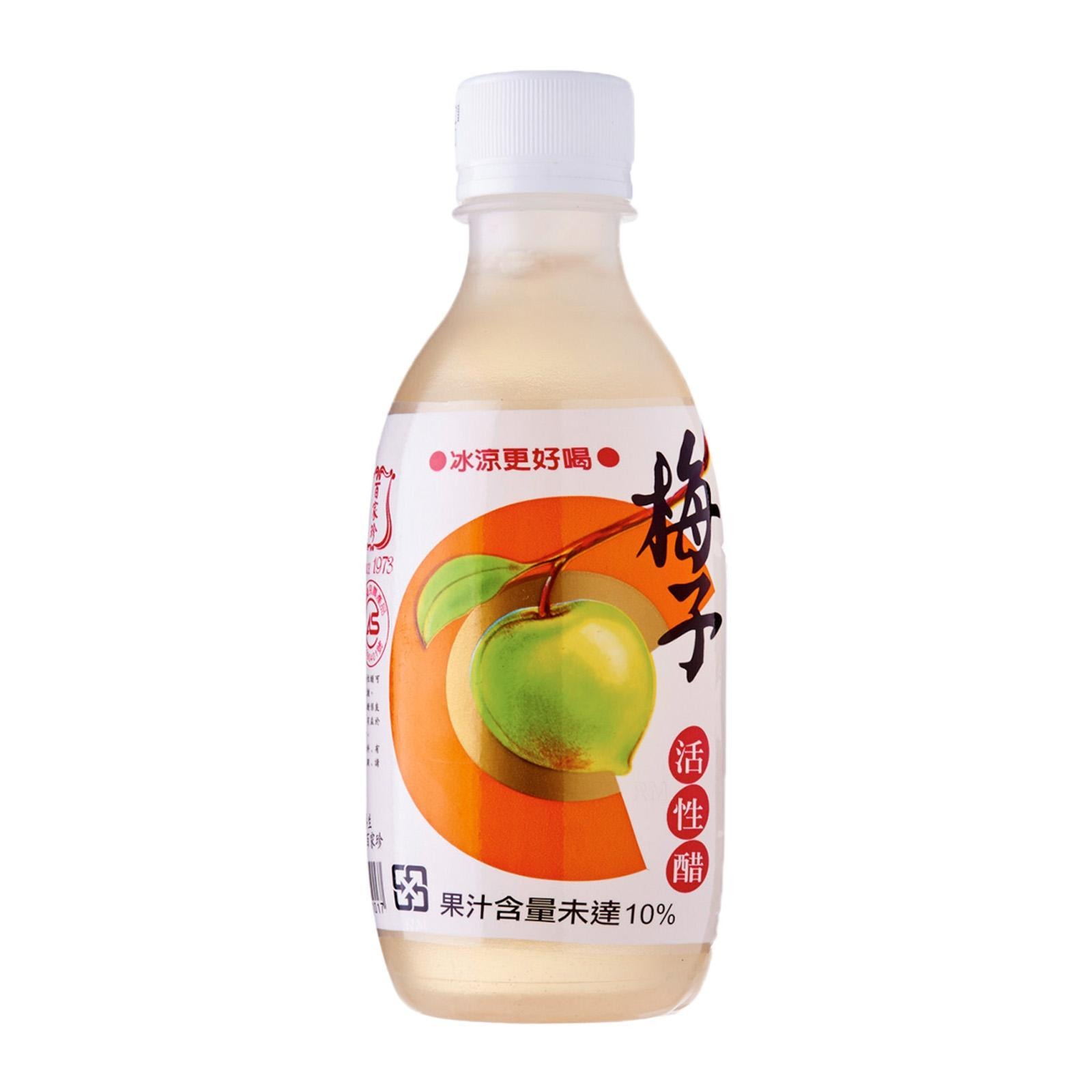Pai Chia Chen Fruit Vinegar Ready to Drink - Plum