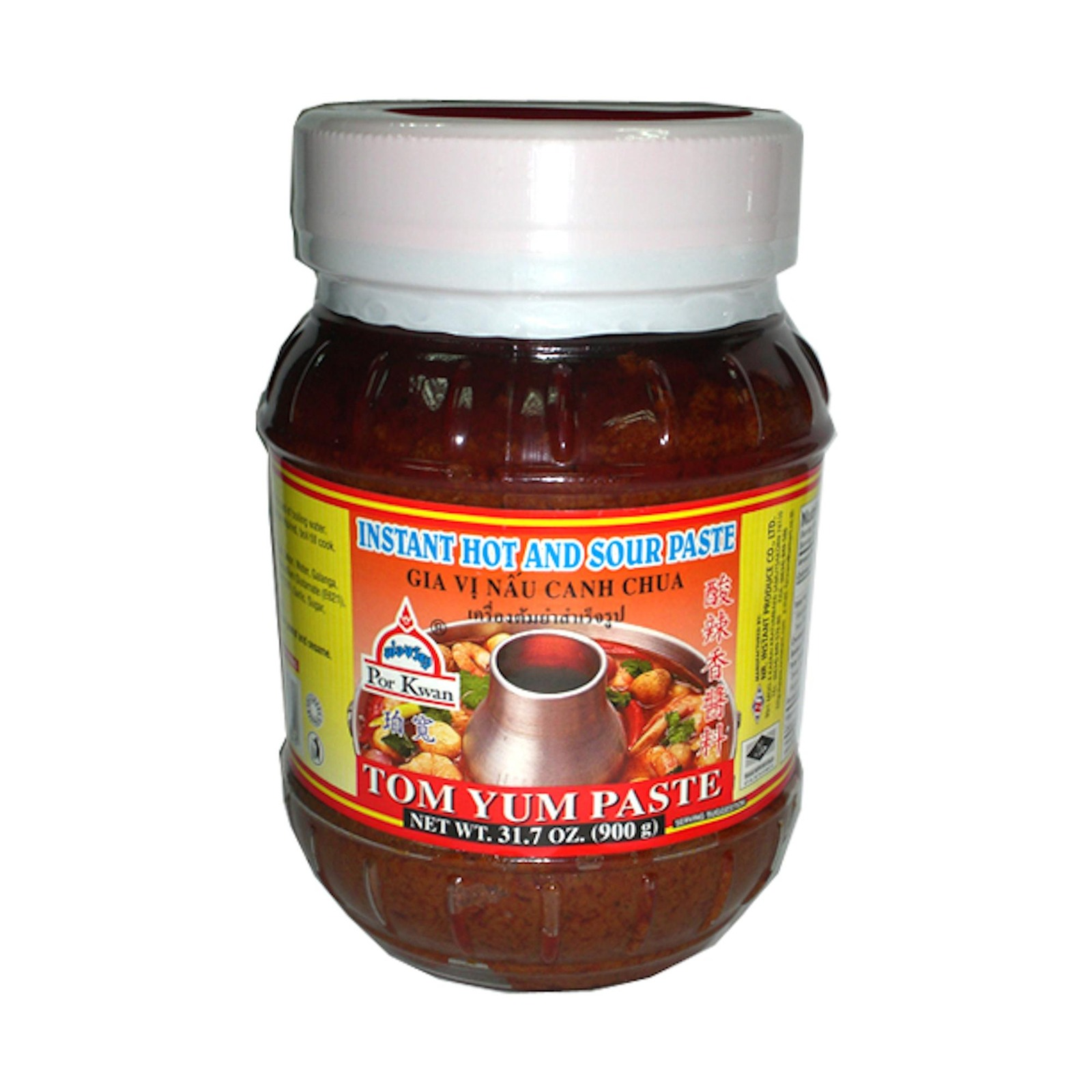 POR KWAN TOM YUM PASTE