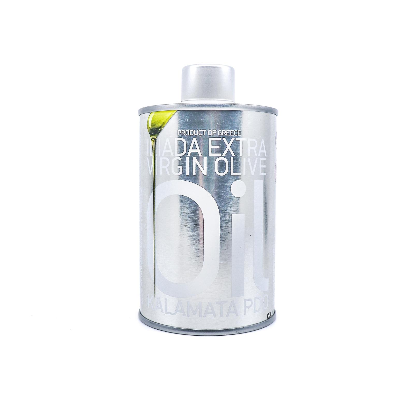 Iliada Extra Virgin Olive Oil Kalamata PDO