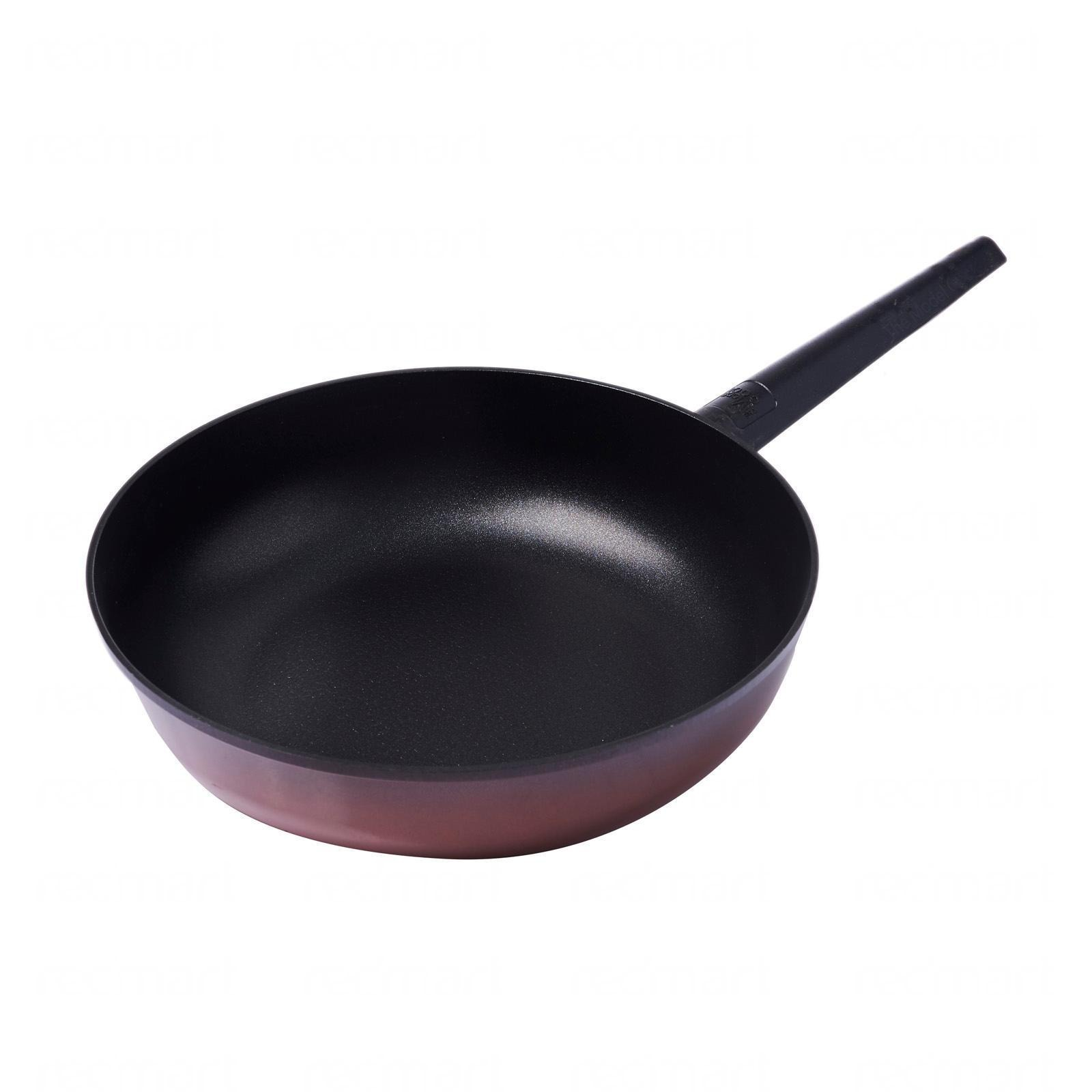 Queensense Non Stick Zicronium Frying Pan Round