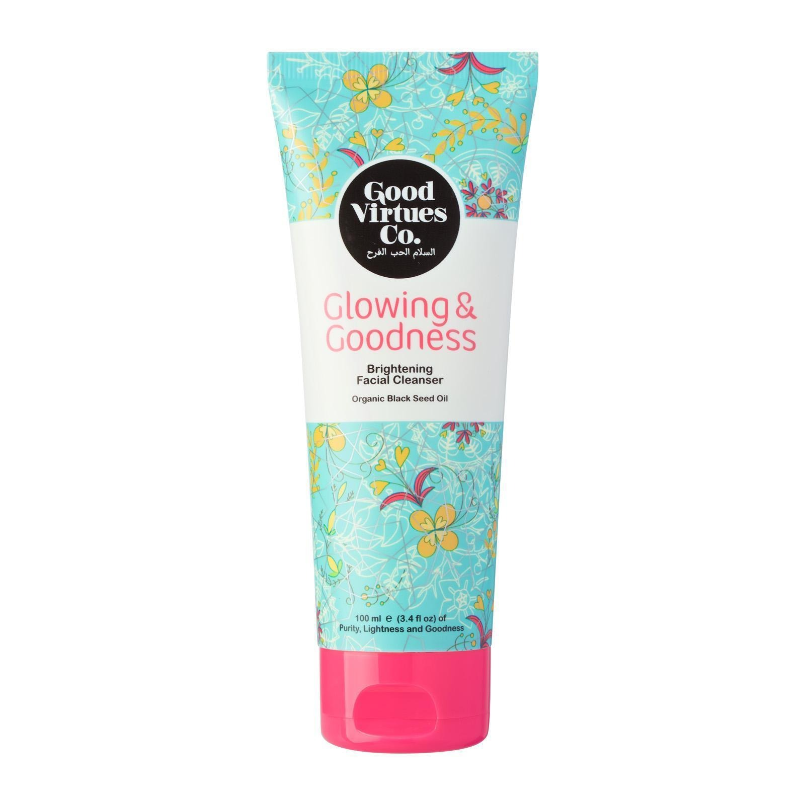 Good Virtues Co. Glowing & Goodness Brightening Facial Cleanser