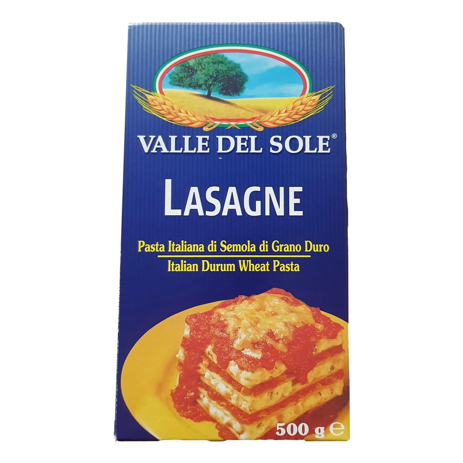 Valle Del Sole Lasagne