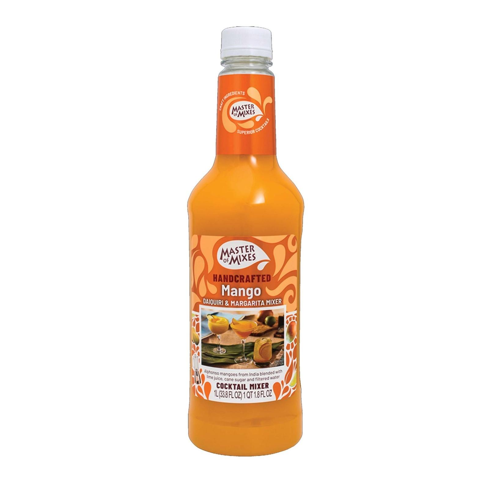 Master of Mixes Mango Daiquiri and Margarita Mixer