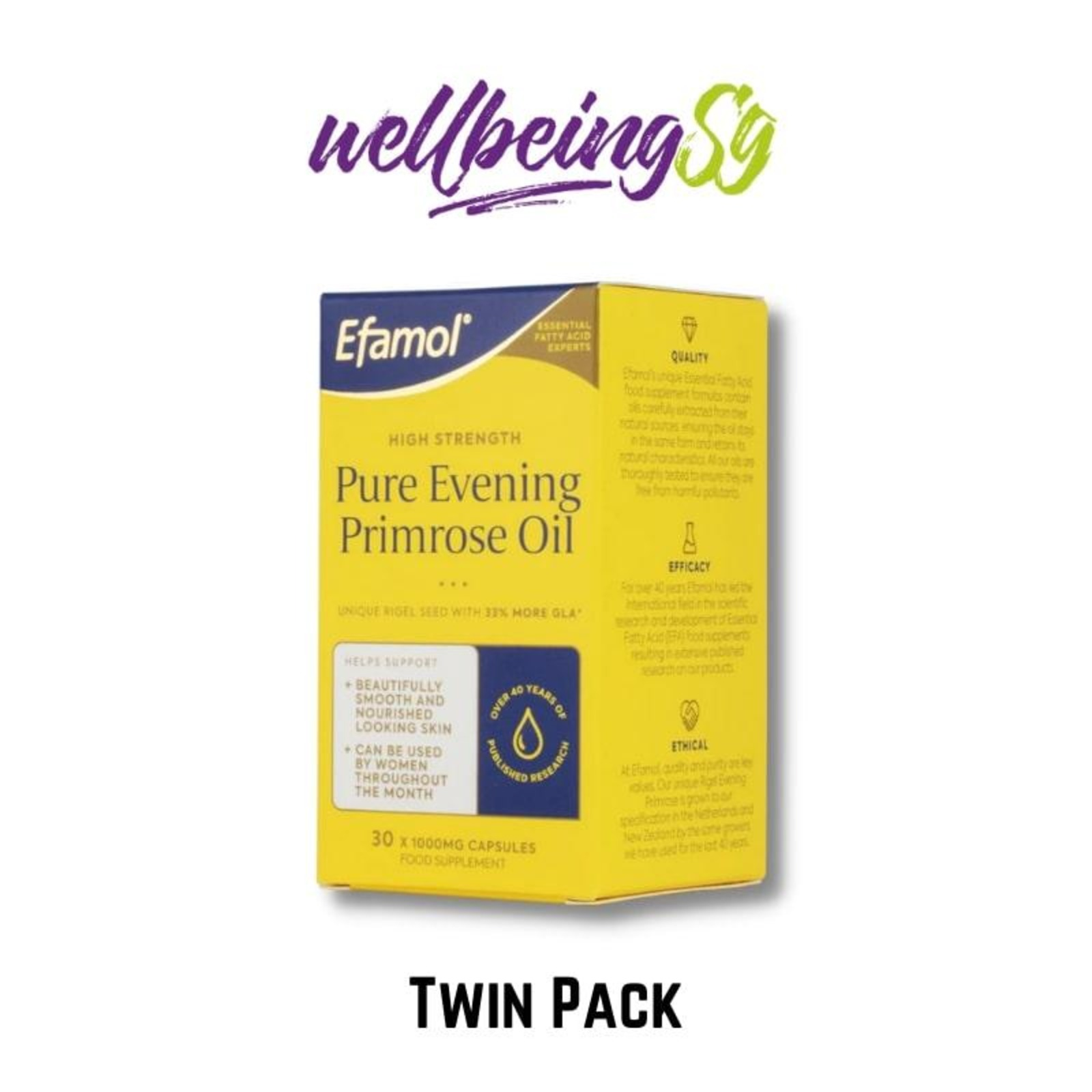 Efamol EPO 1000 mg Twin
