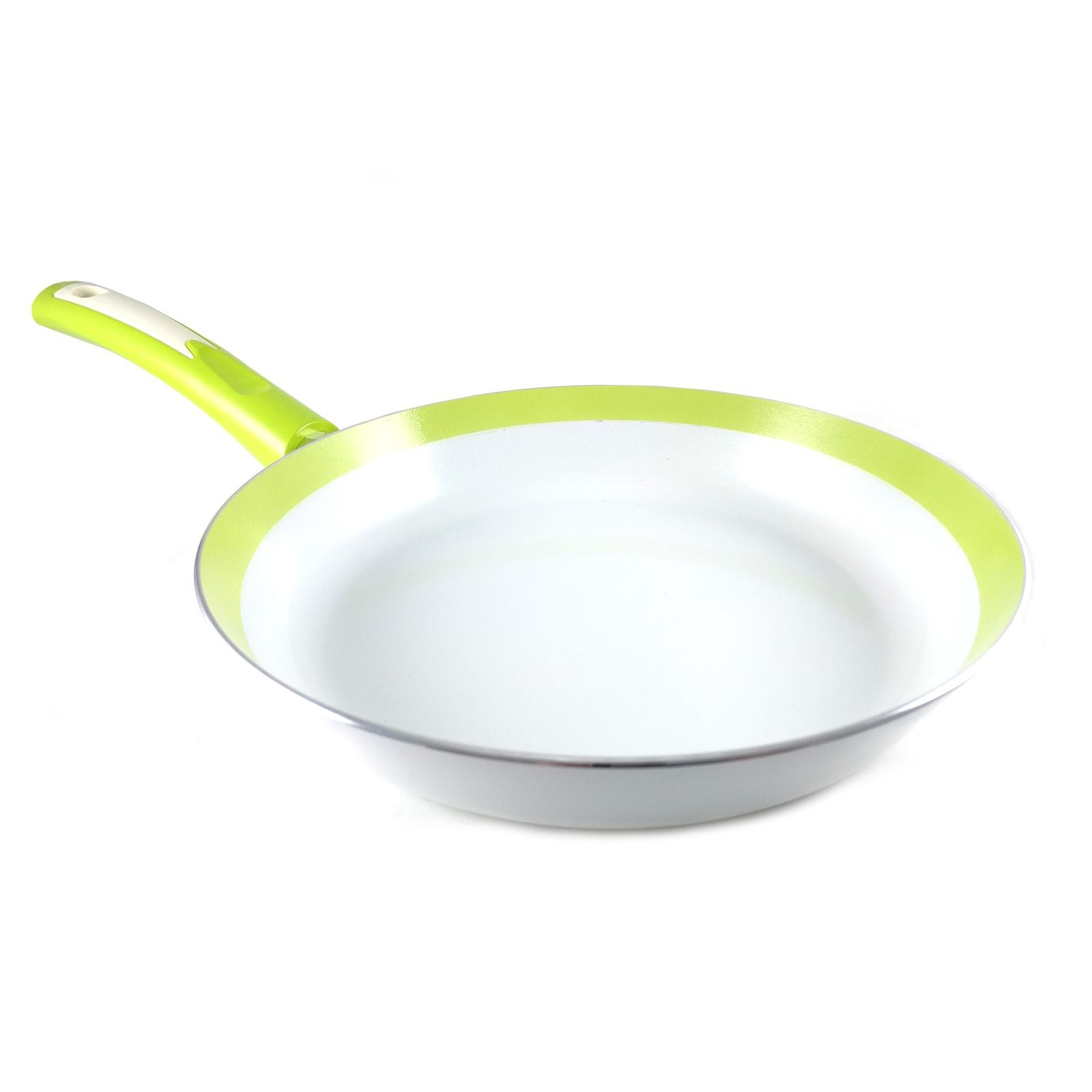 Amark Chef Delight Colours Non-Stick Ceramic Frying Pan