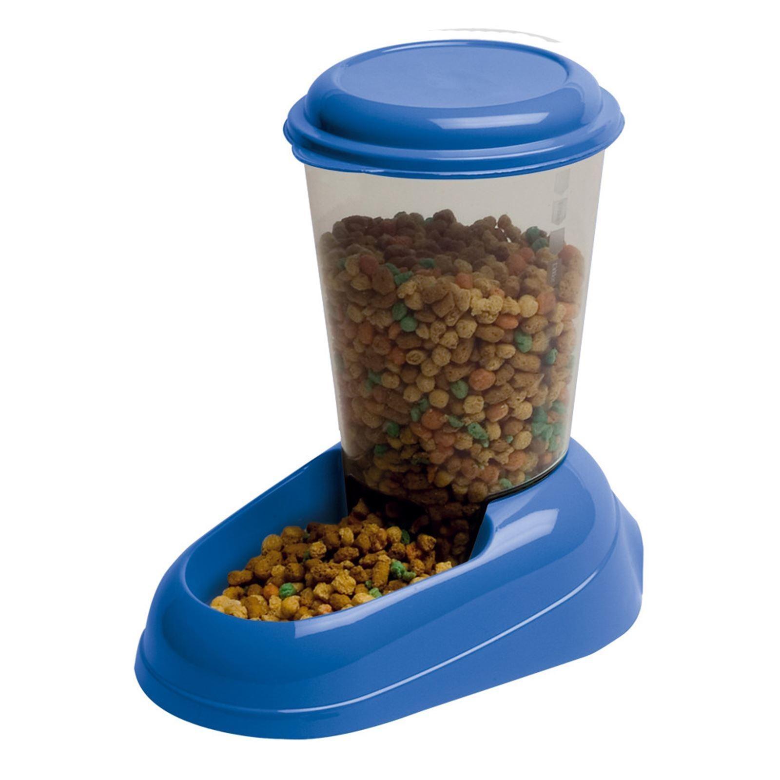 Ferplast Zenith Food Dispenser 3L - Blue
