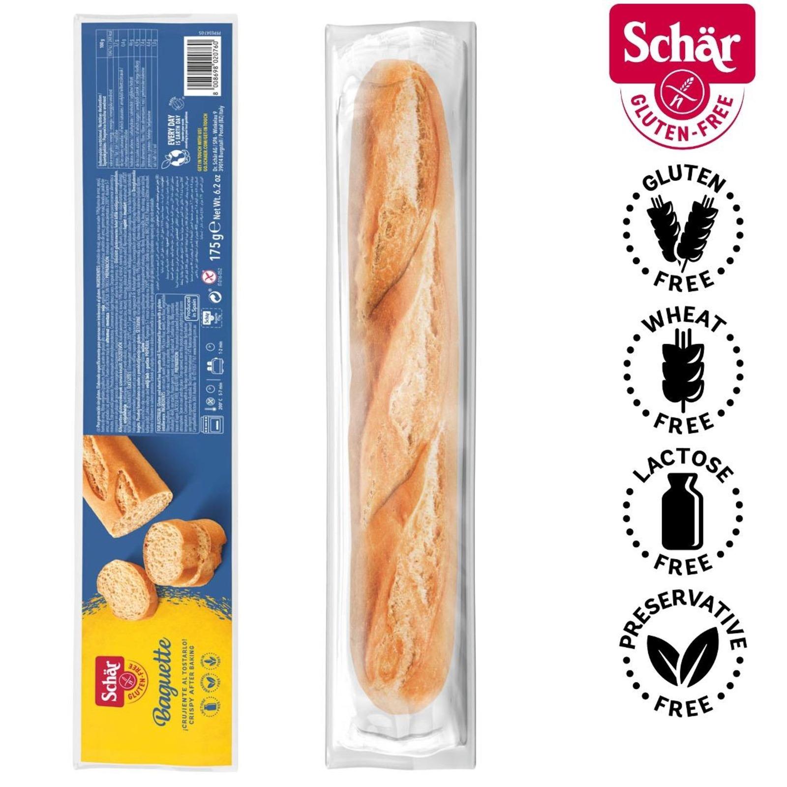 Dr. Schar Baguette - Gluten Free