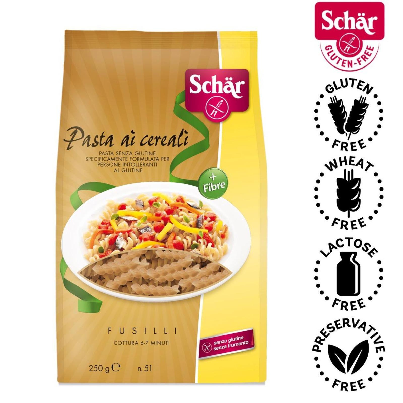 Dr. Schar Spaghetti Multigrain Pasta - Gluten Free