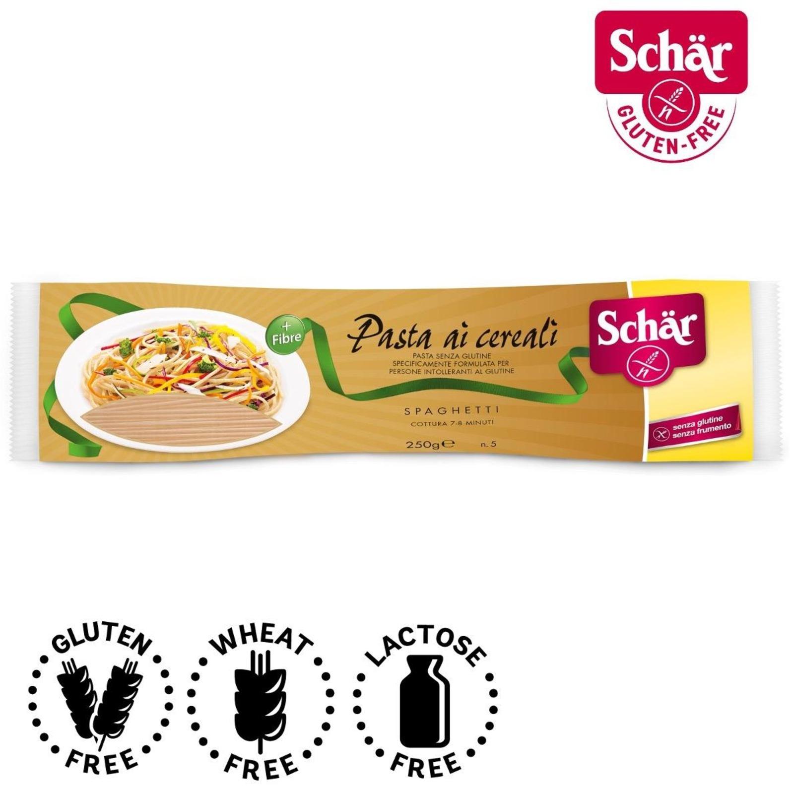 Dr. Schar Fusilli Multigrain Pasta - Gluten Free