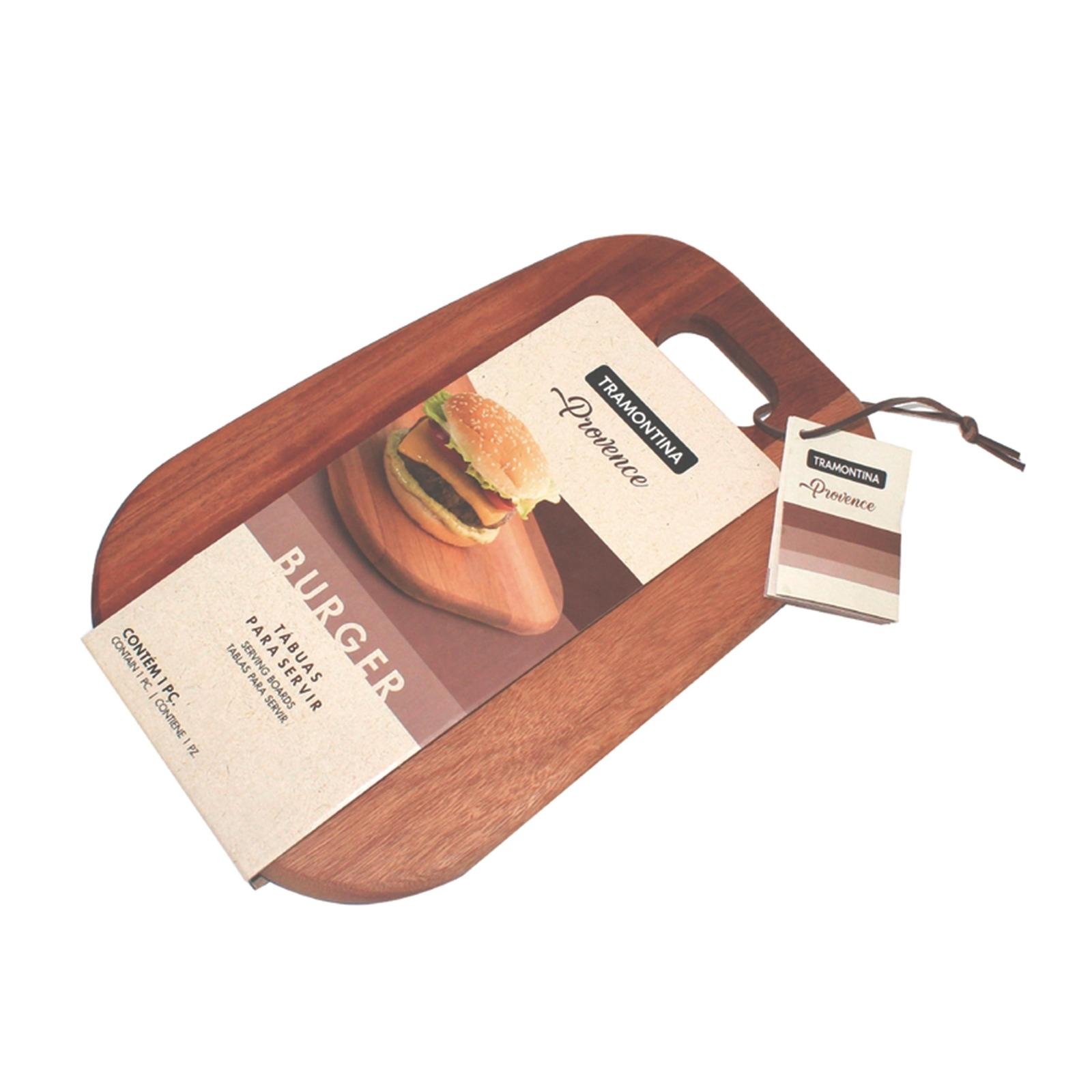 Tramontina Serving board (burguer) L34.0 x W23.0 x H1.5 cm