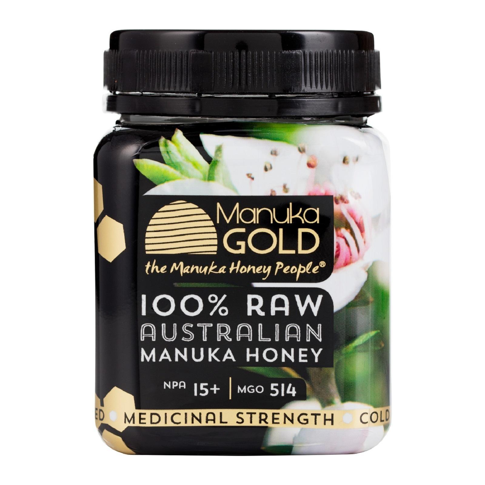Nature's Gold Manuka Gold 15+ 250g