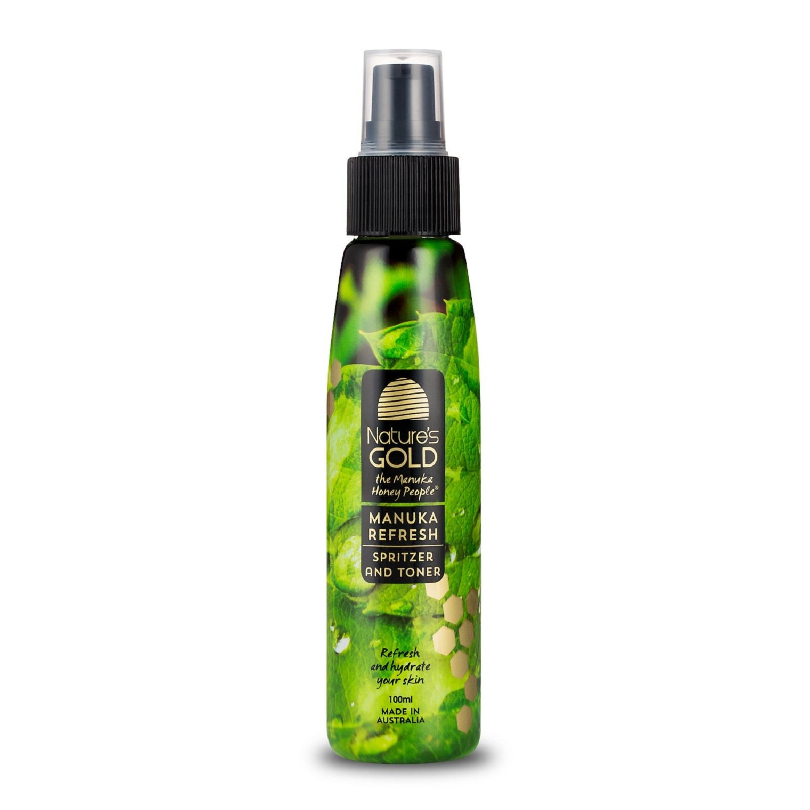 Nature's Gold Manuka Refresh Spritzer & Toner