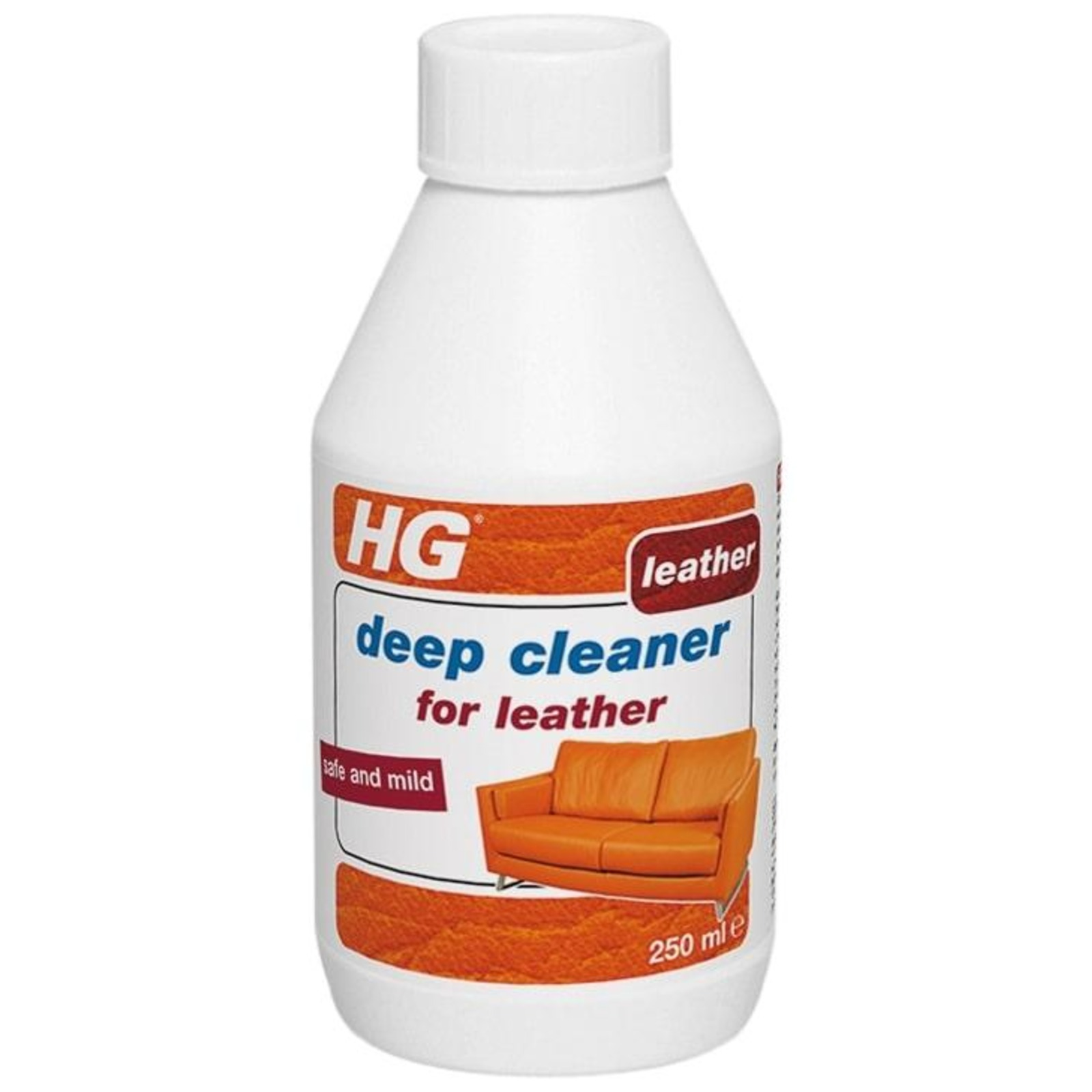 HG 173030106 DEEP CLEANER FOR LEATHER