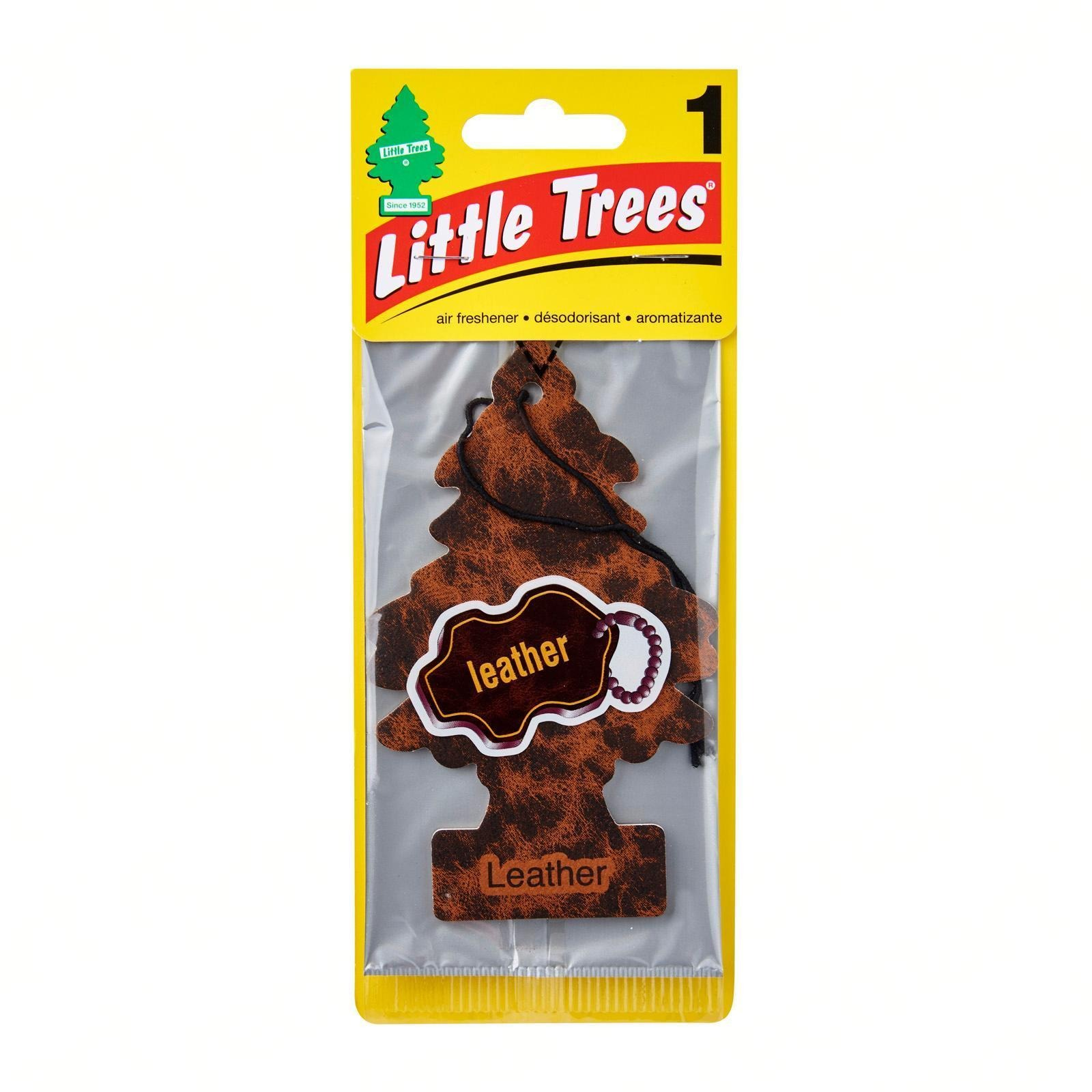Little Trees Air Fresheners - Leather