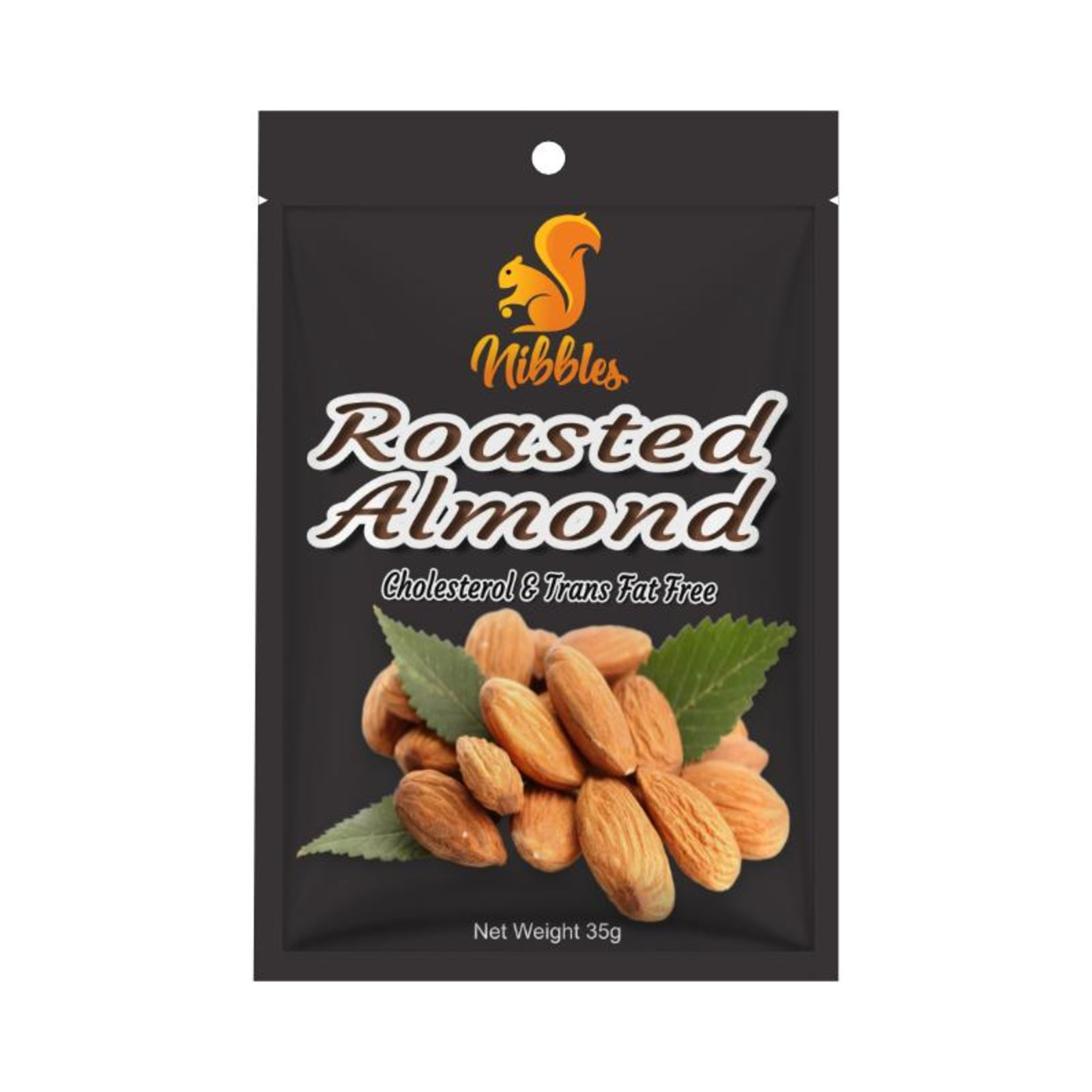 Nibbles Roasted Almond Nuts