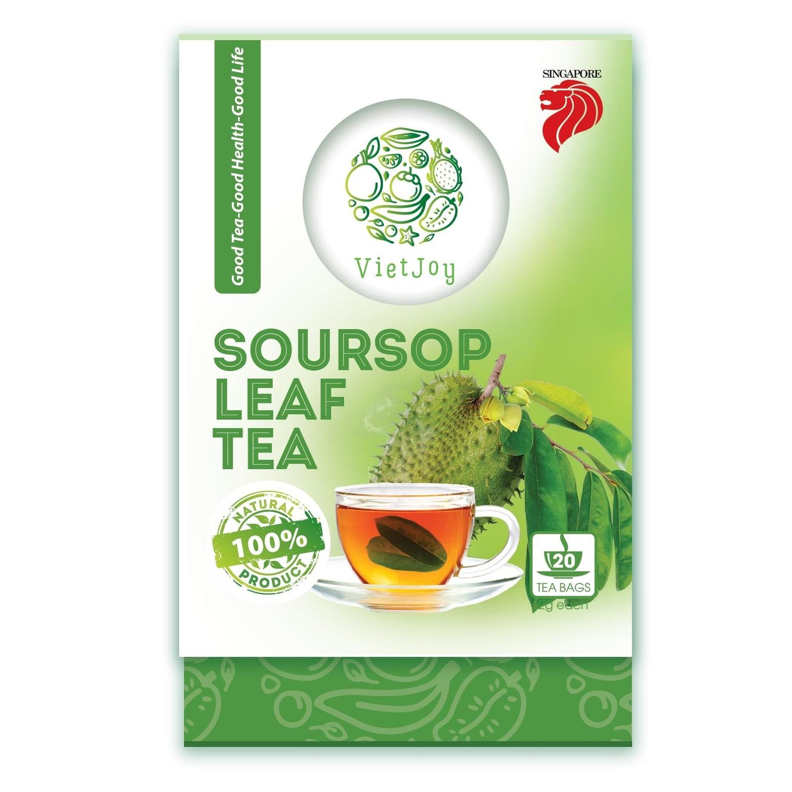 Vietjoy Soursop Leaf Tea