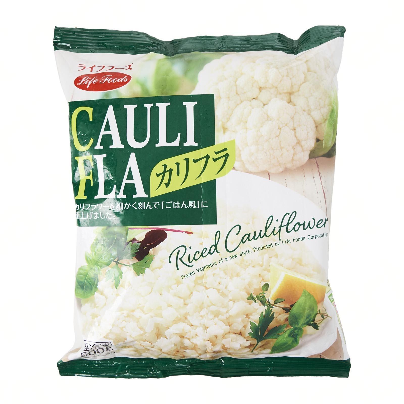 Kirei Life Foods Rice Cauliflower