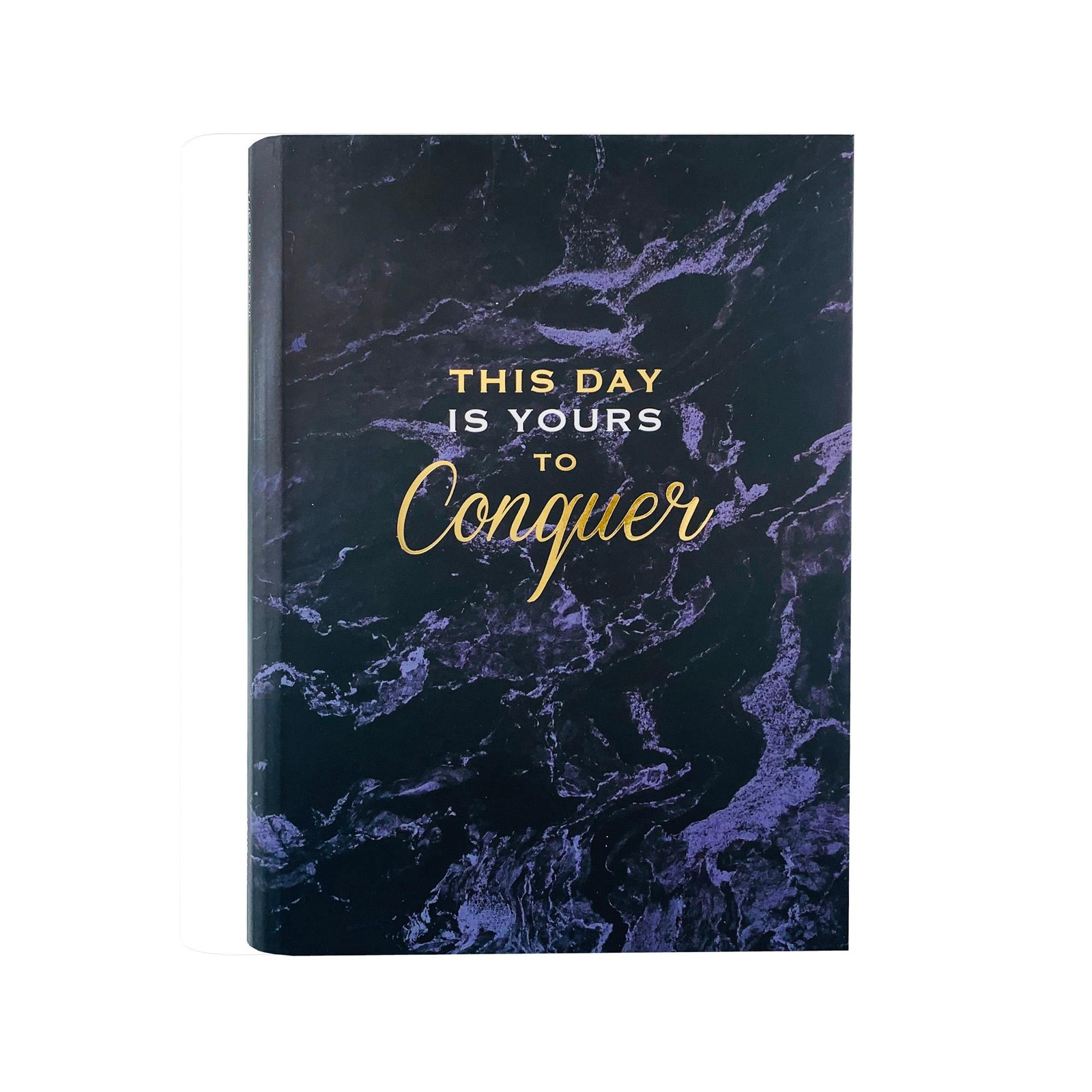 The Paper Stone Journal - Yours to Conquer Marble