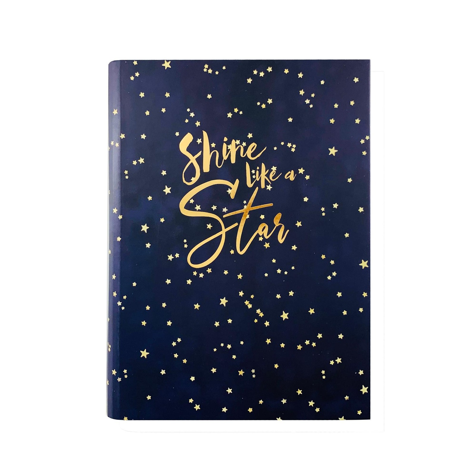The Paper Stone Journal - Shine like a star