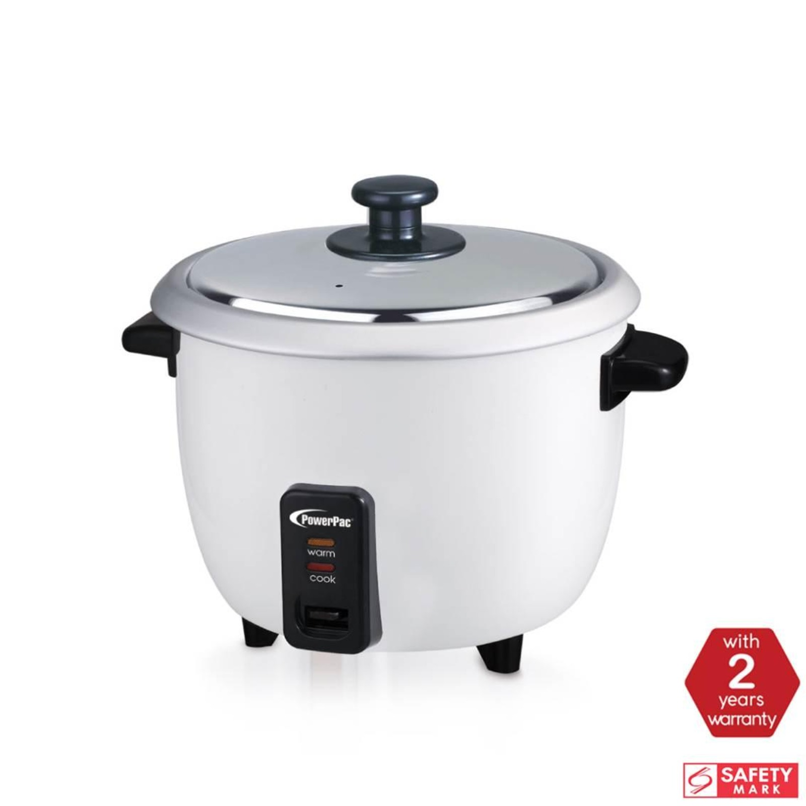 PowerPac (PPRC2) 0.6L Rice Cooker