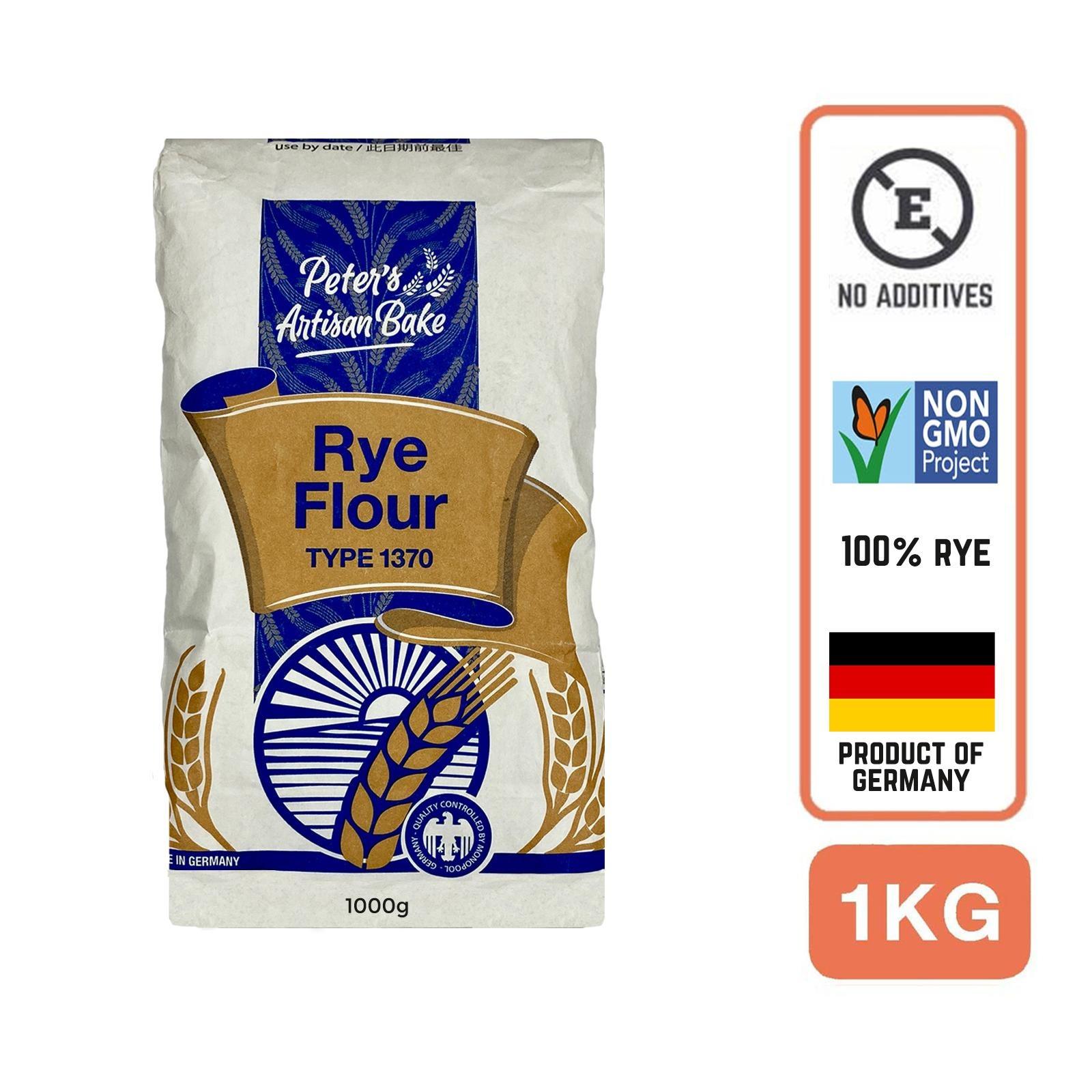Peter's Artisan Bake Rye Flour