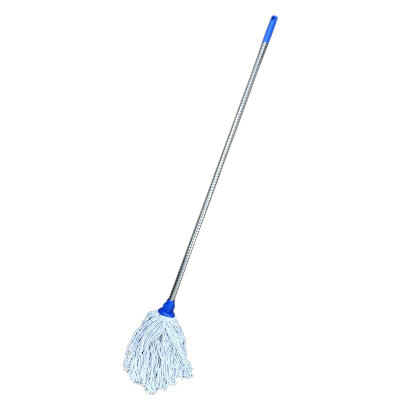 Amark Full Cotton Mop 300g with Stainless Steel Handle