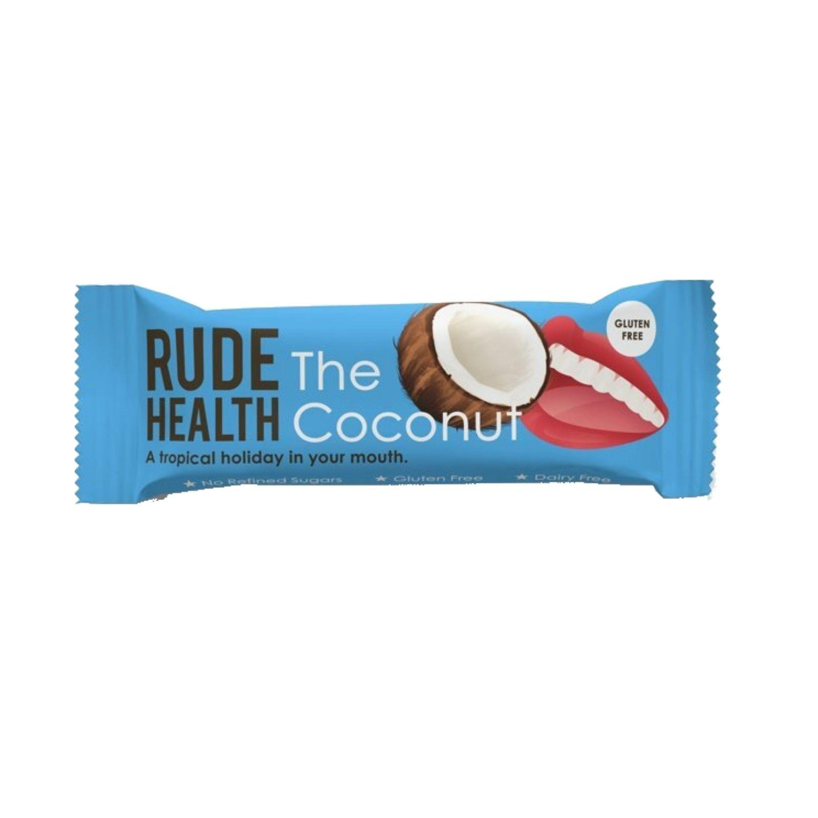 Rude Health The Coconut Bar