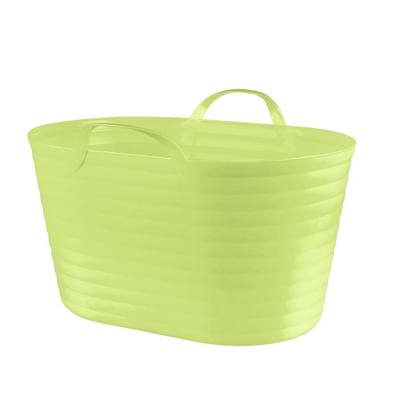 Keter 42L Oval Flexible Tub Green