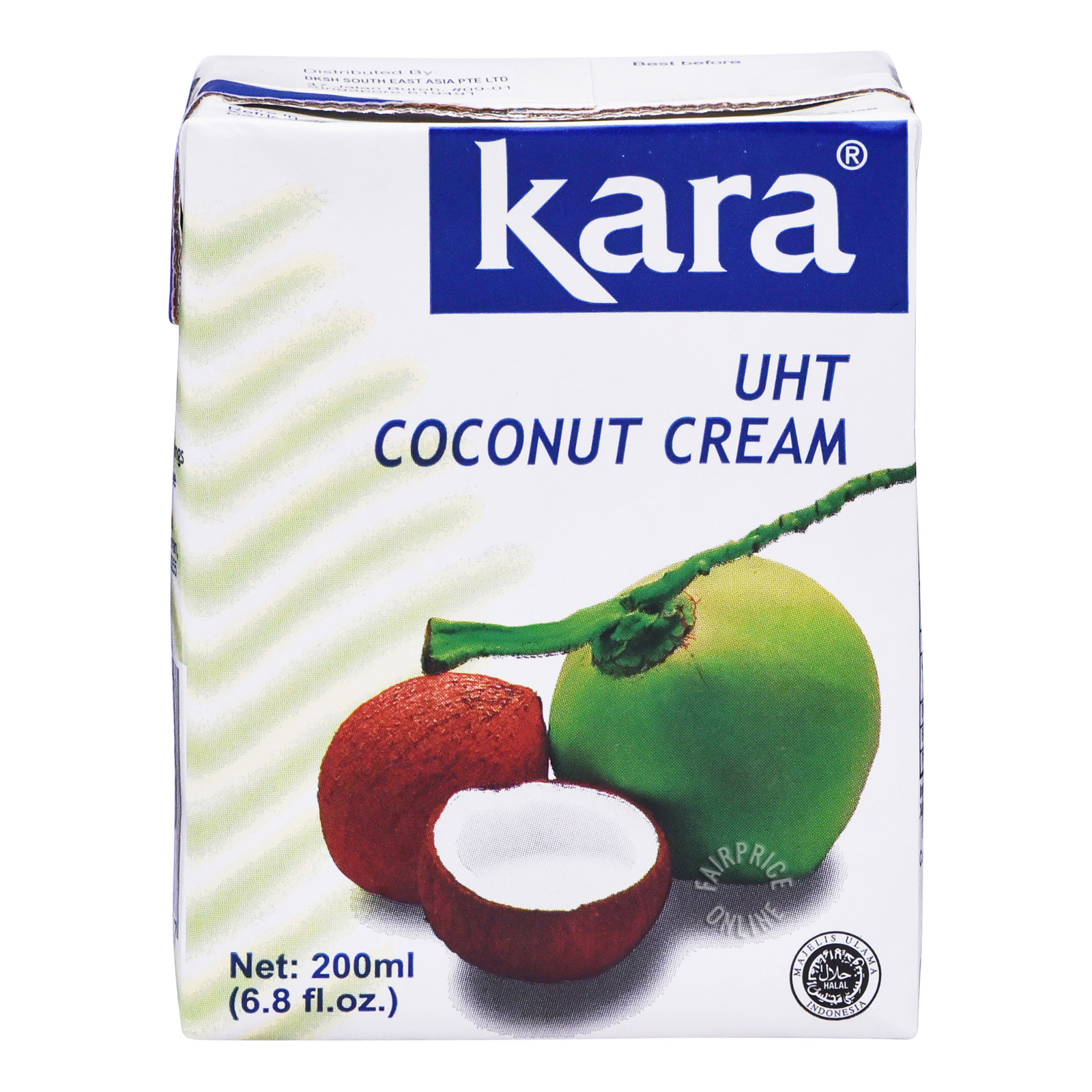 Kara UHT Coconut Packet Cream